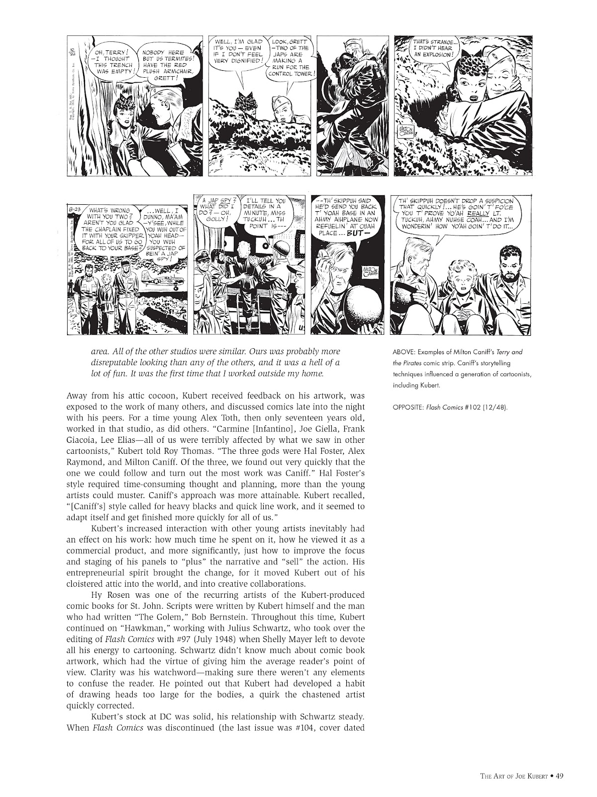 Read online The Art of Joe Kubert comic -  Issue # TPB (Part 1) - 48