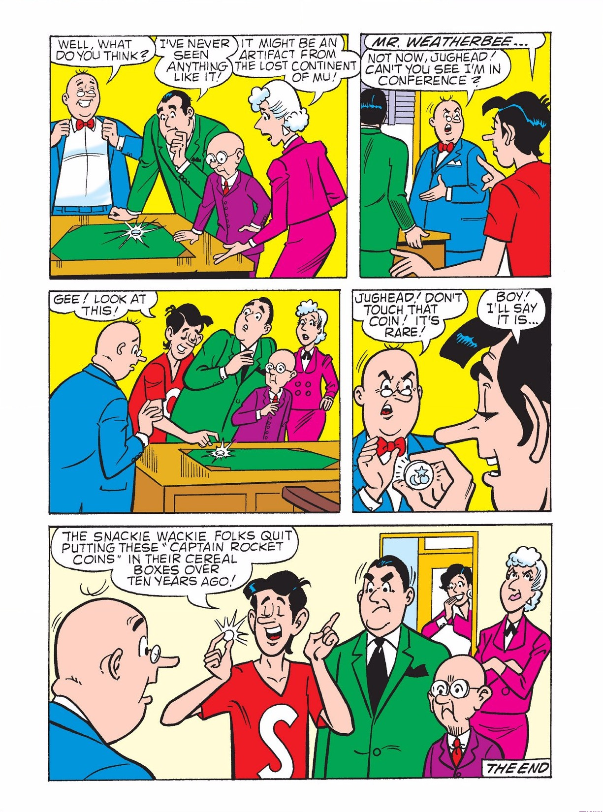 Read online Archie 1000 Page Comics Bonanza comic -  Issue #3 (Part 1) - 97