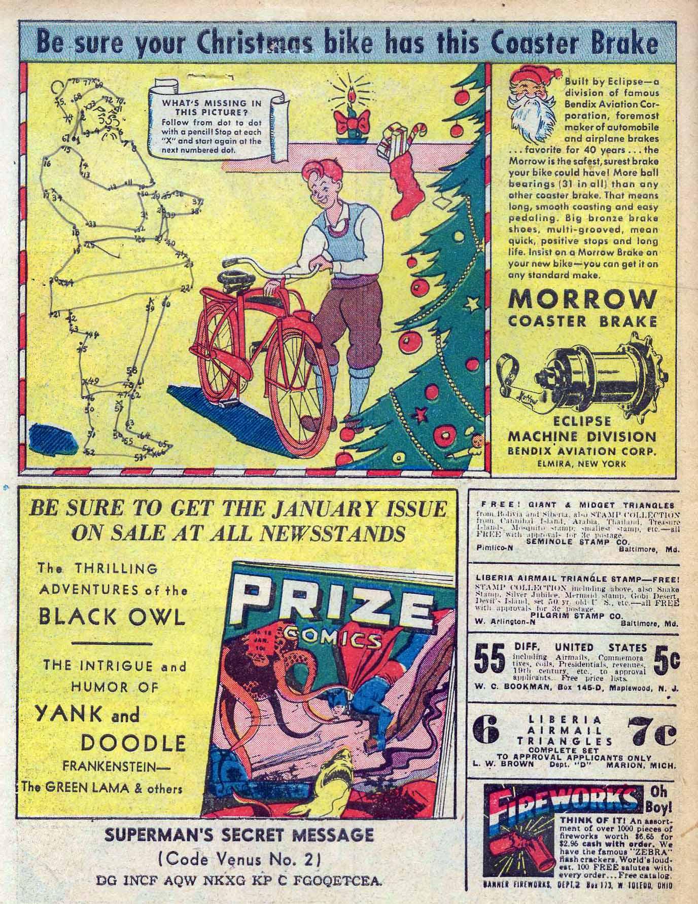 Read online Adventure Comics (1938) comic -  Issue #70 - 58