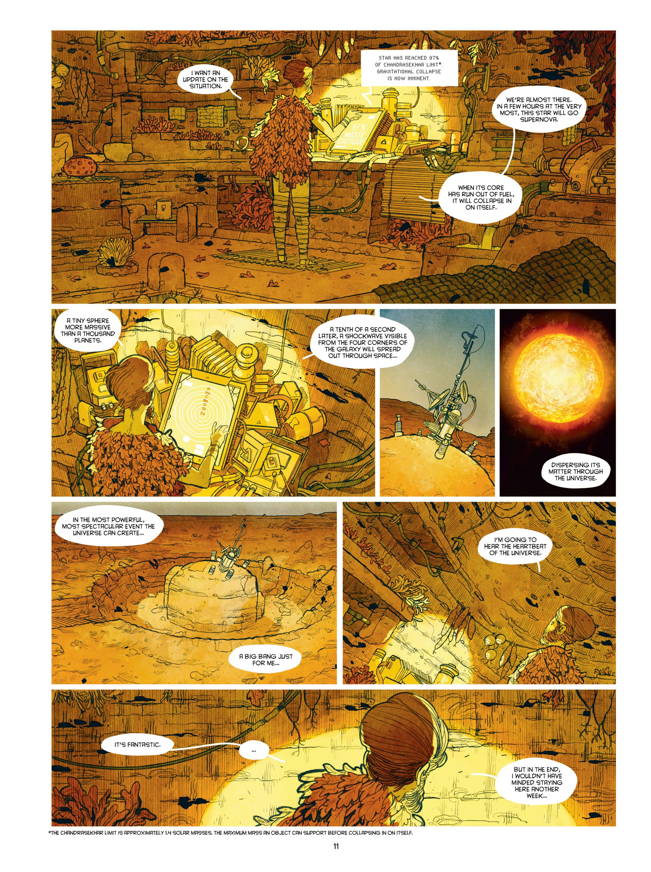 Read online Shangri-La comic -  Issue # Full - 13