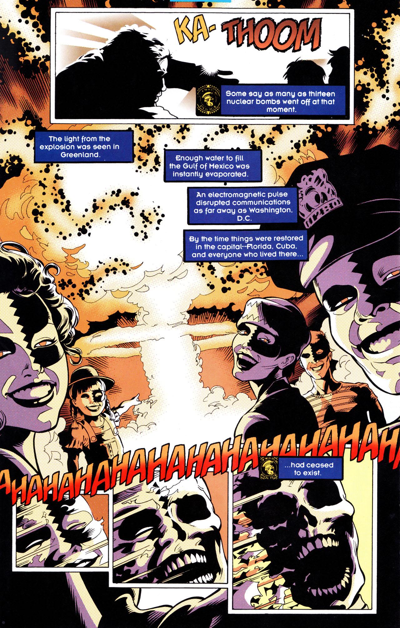 Read online Tangent Comics/ The Joker comic -  Issue # Full - 27