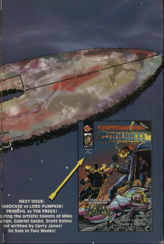 Read online Godwheel comic -  Issue #1 - 29