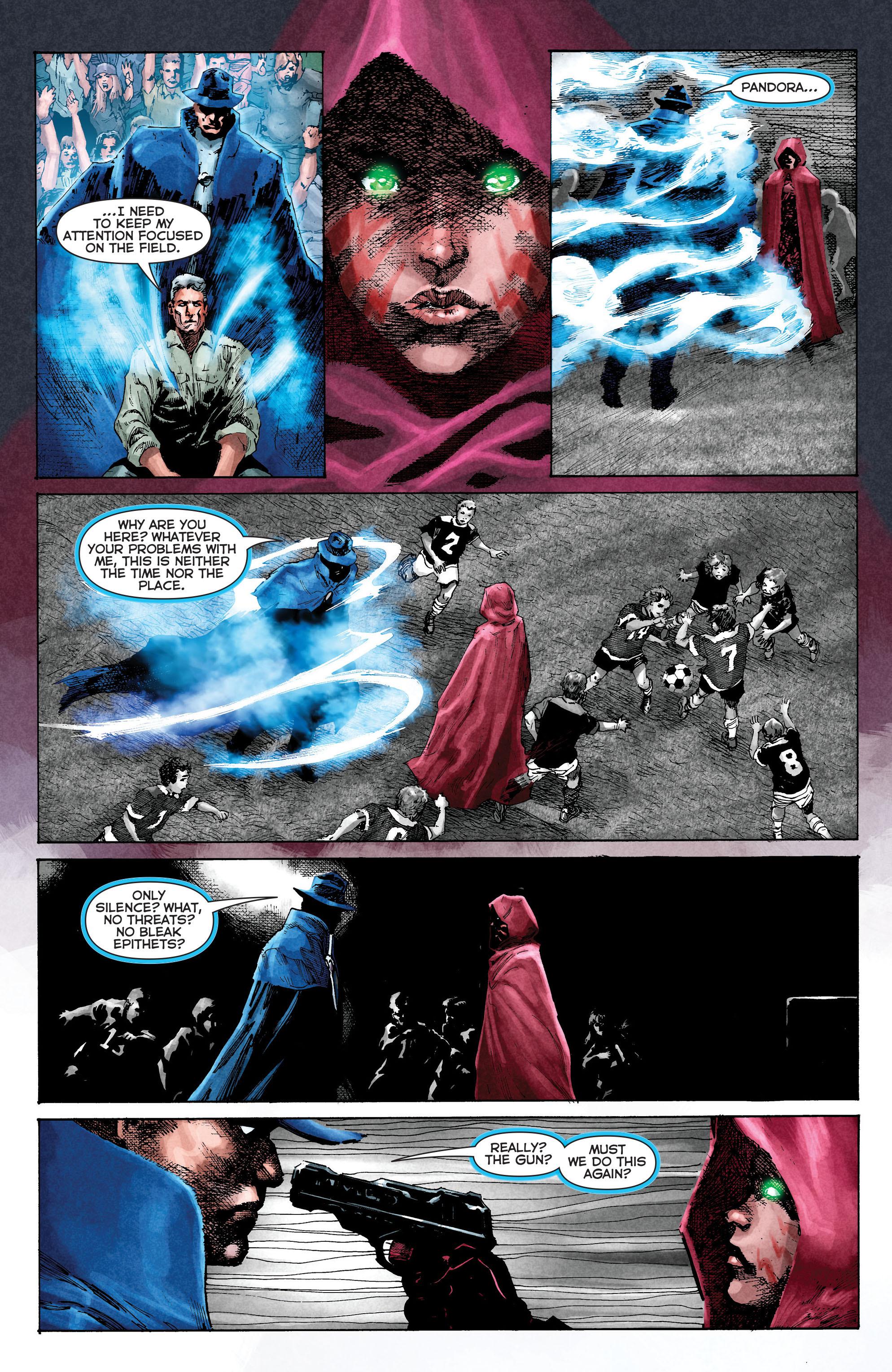 Read online Trinity of Sin: The Phantom Stranger comic -  Issue #2 - 4