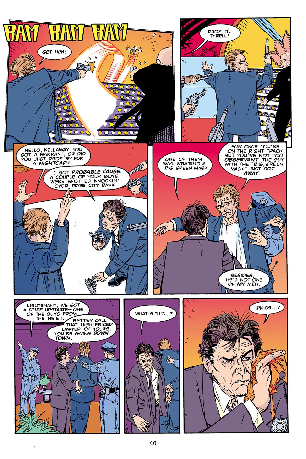 Read online Adventures Of The Mask Omnibus comic -  Issue #Adventures Of The Mask Omnibus Full - 40