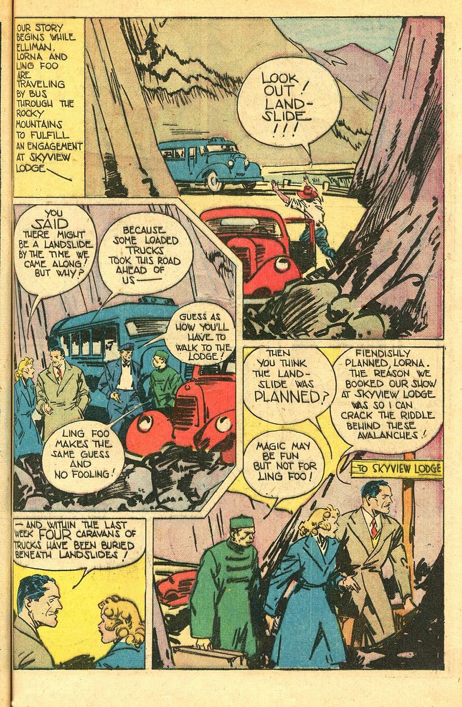 Read online Super-Magician Comics comic -  Issue #56 - 37