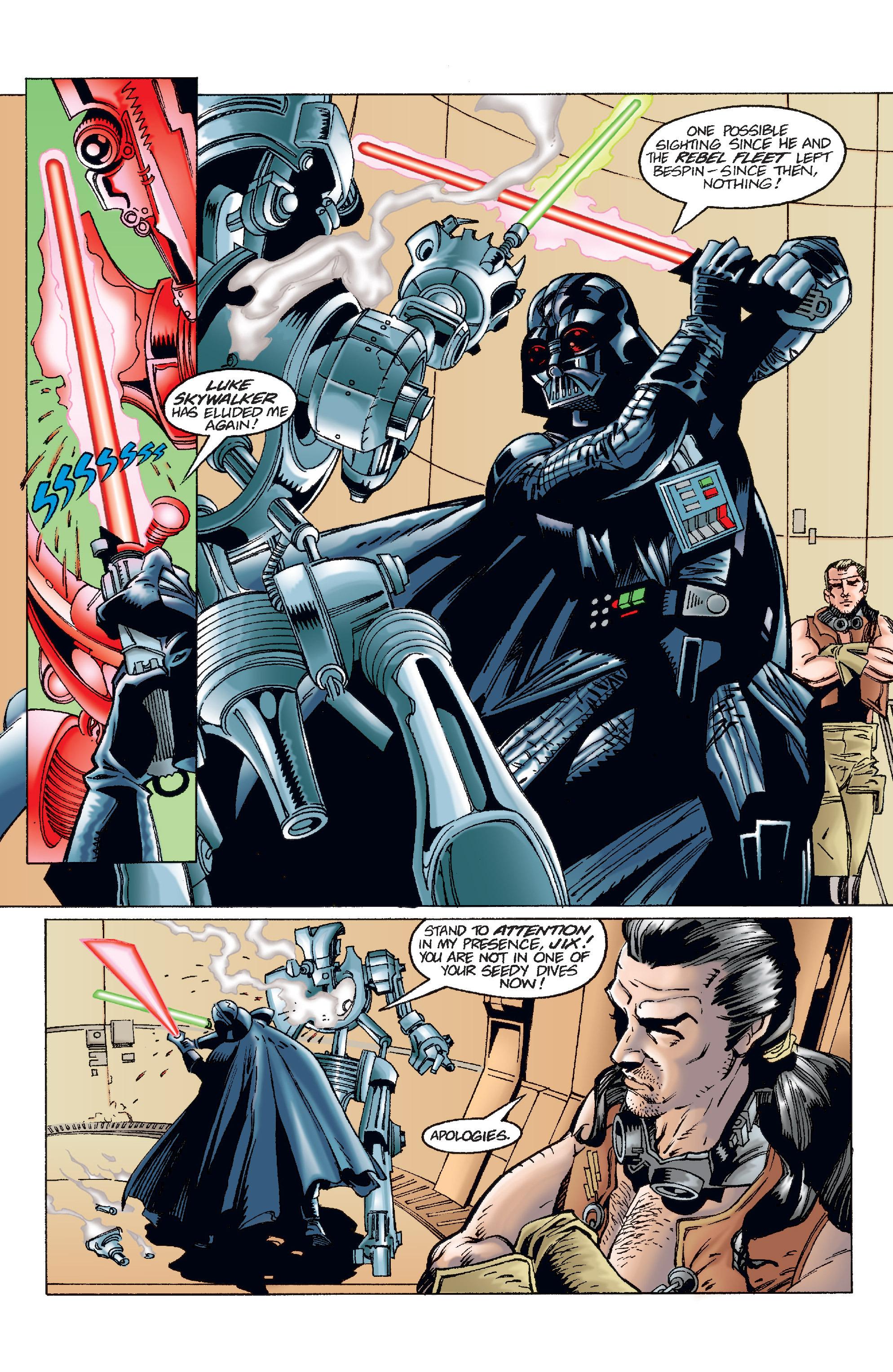 Read online Star Wars Omnibus comic -  Issue # Vol. 11 - 31
