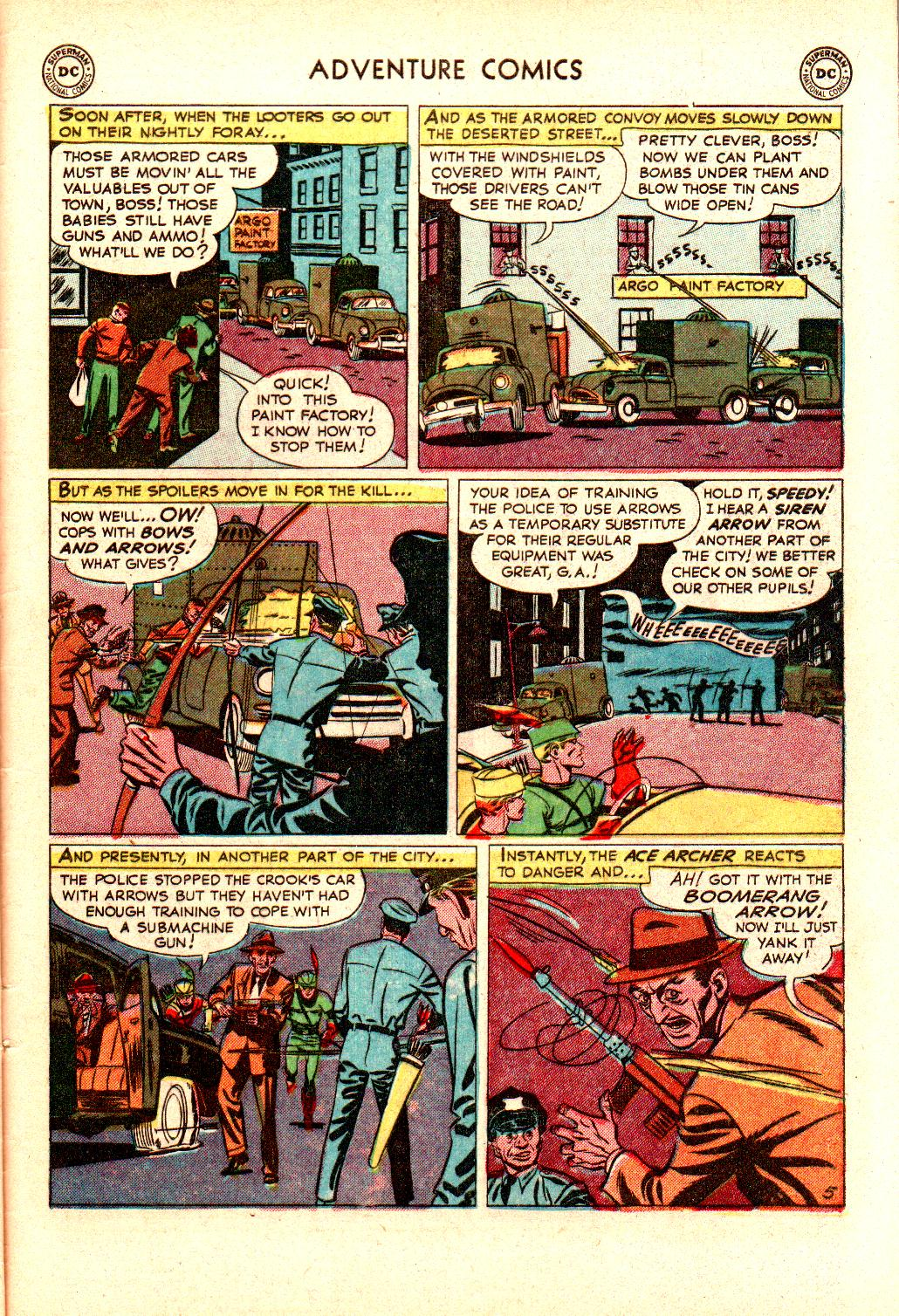 Read online Adventure Comics (1938) comic -  Issue #173 - 37