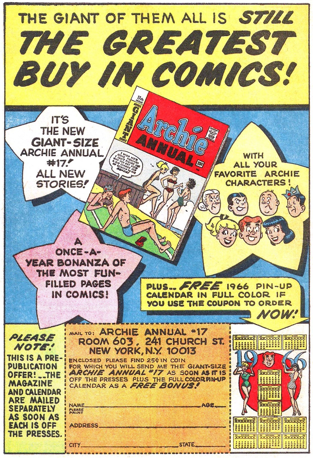 Read online Archie (1960) comic -  Issue #156 - 19