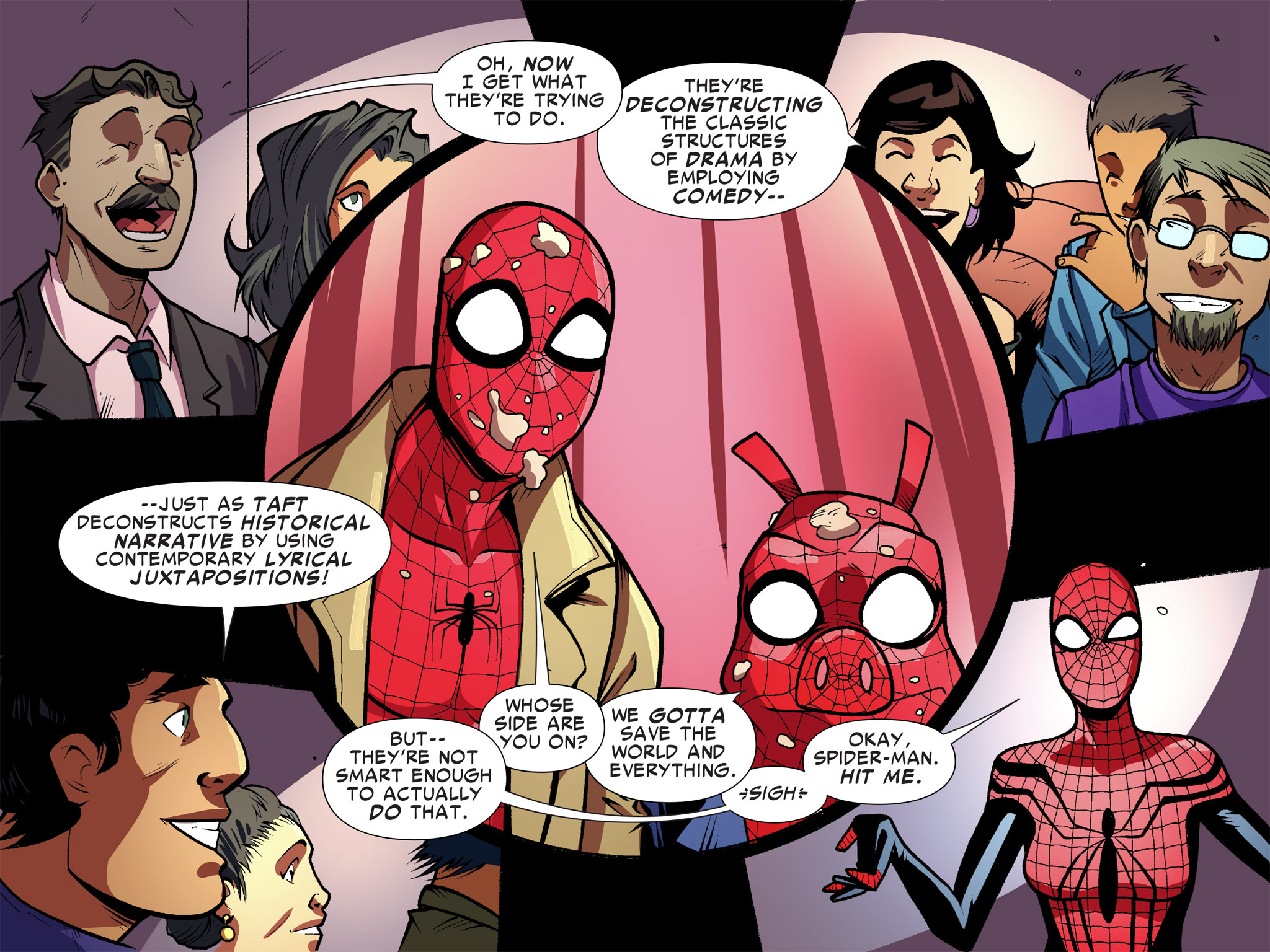 Read online Ultimate Spider-Man (Infinite Comics) (2016) comic -  Issue #10 - 48