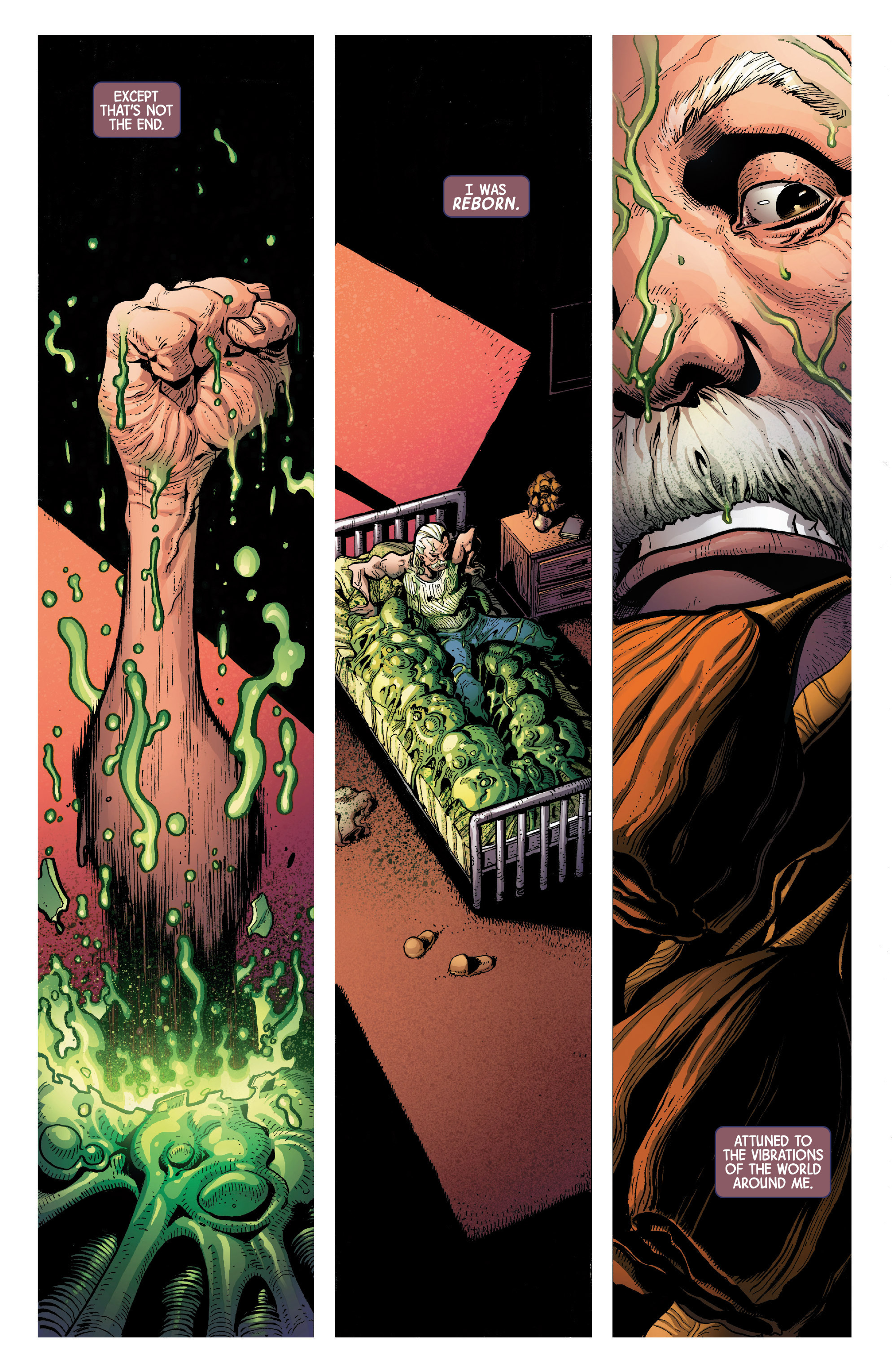 Read online Uncanny Avengers [II] comic -  Issue #1 - 4