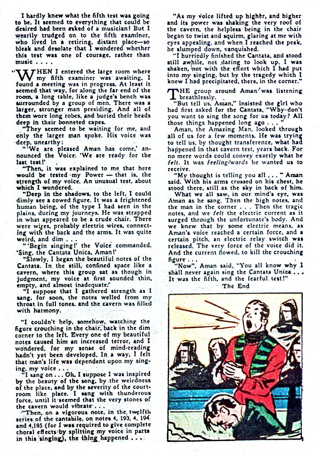 Amazing Man Comics issue 5 - Page 31