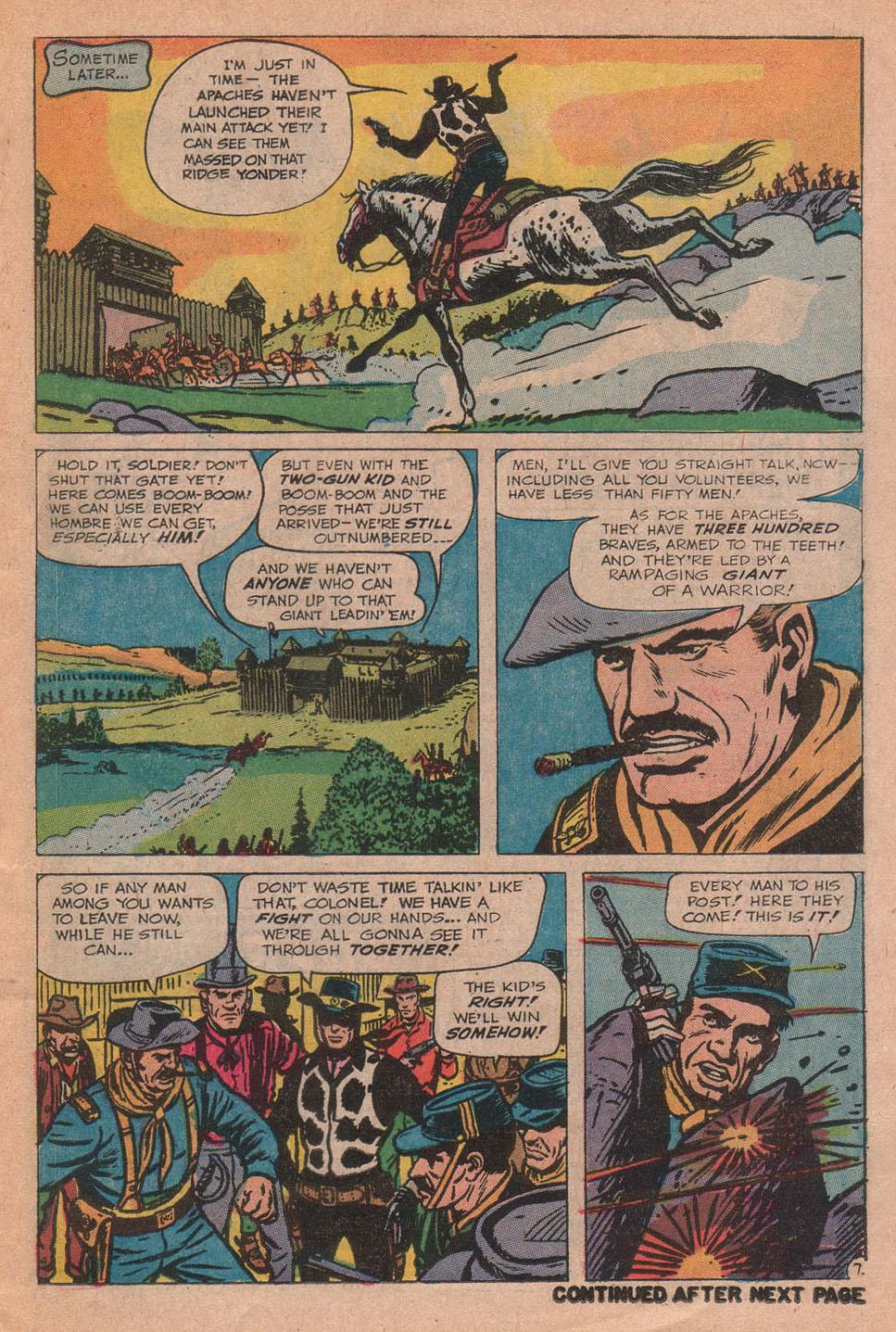 Read online Two-Gun Kid comic -  Issue #112 - 11
