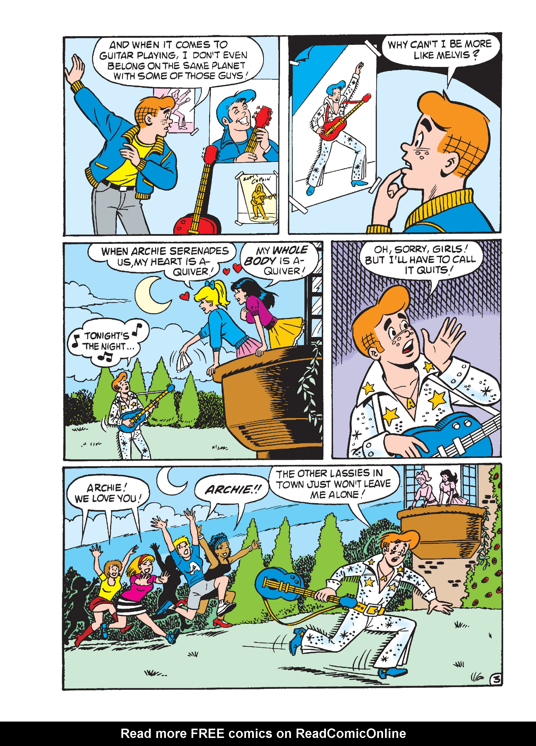 Read online Archie Giant Comics Collection comic -  Issue #Archie Giant Comics Collection TPB (Part 2) - 107