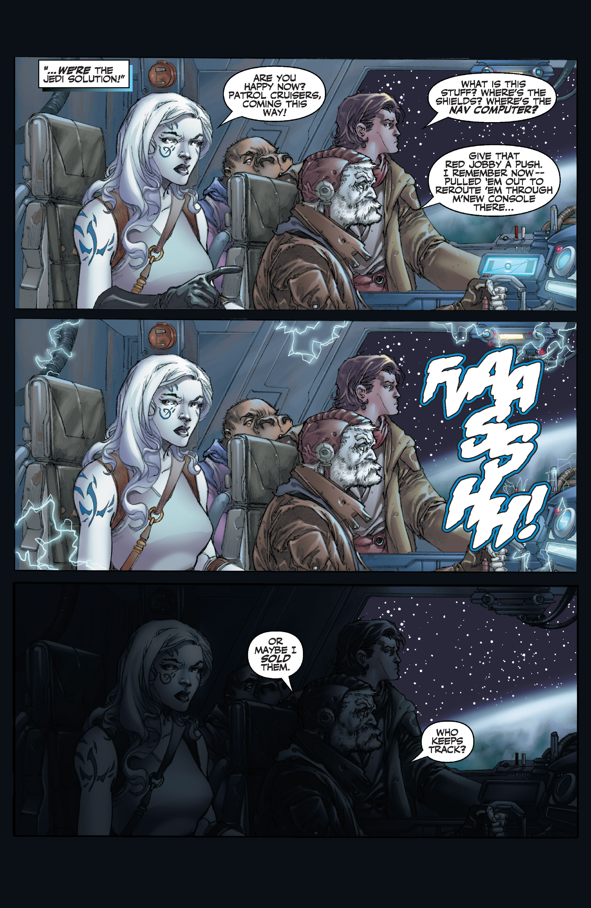 Read online Star Wars Omnibus comic -  Issue # Vol. 29 - 79