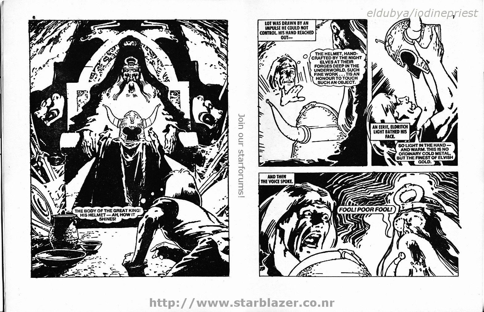 Starblazer issue 281 - Page 5