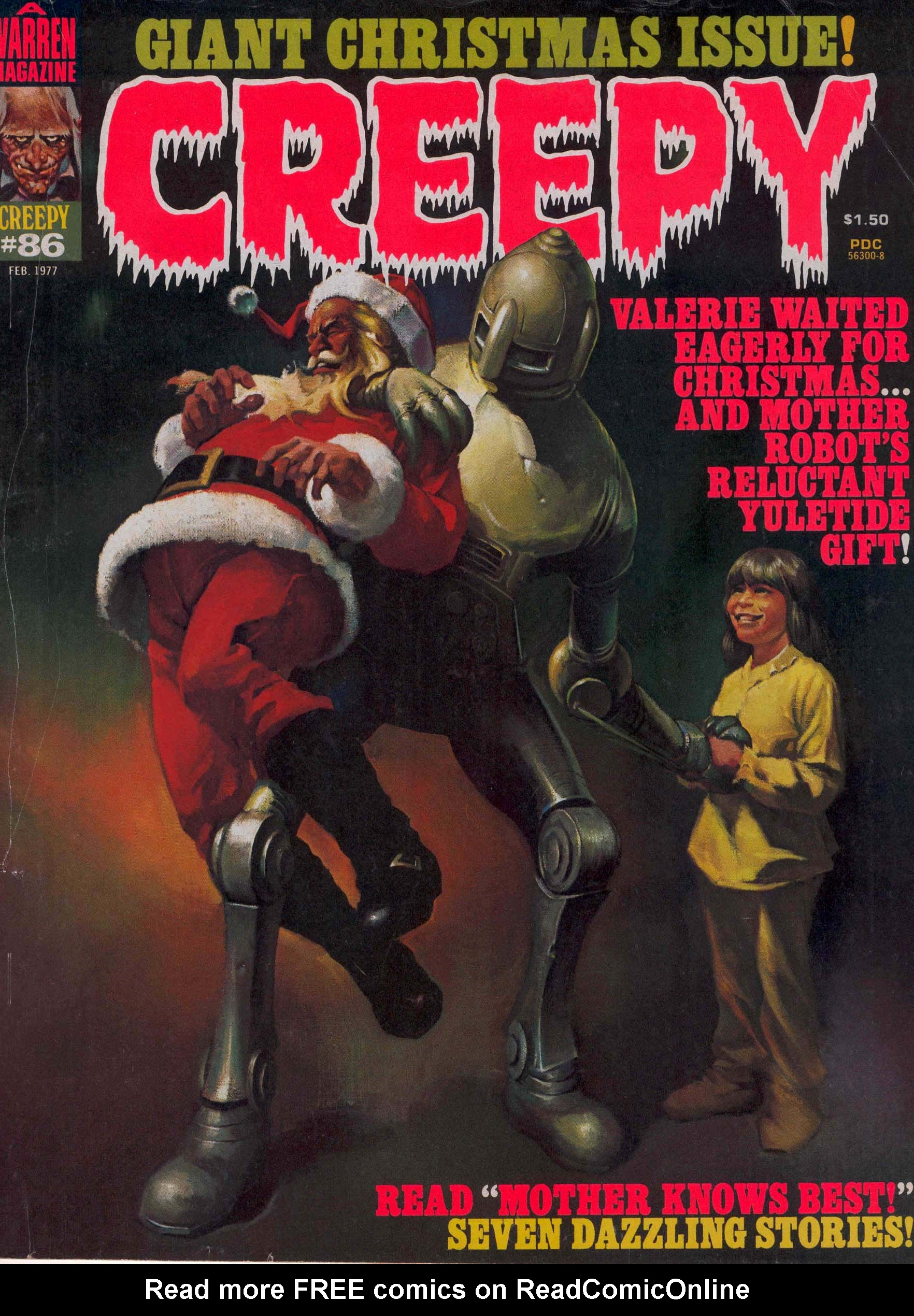 Creepy (1964) 86 Page 1