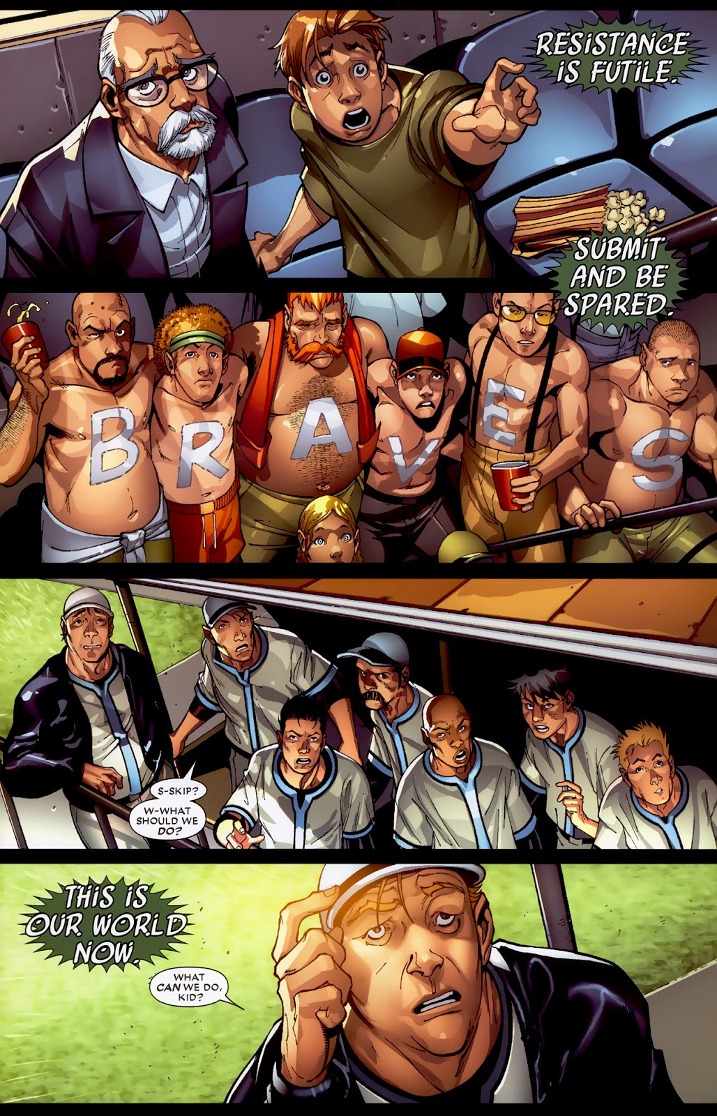 Read online Deadpool (2008) comic -  Issue #1 - 2