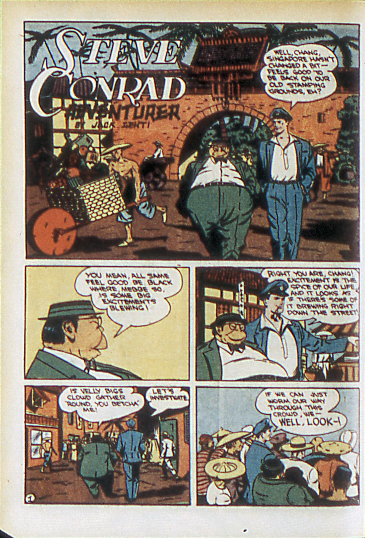 Read online Adventure Comics (1938) comic -  Issue #61 - 25