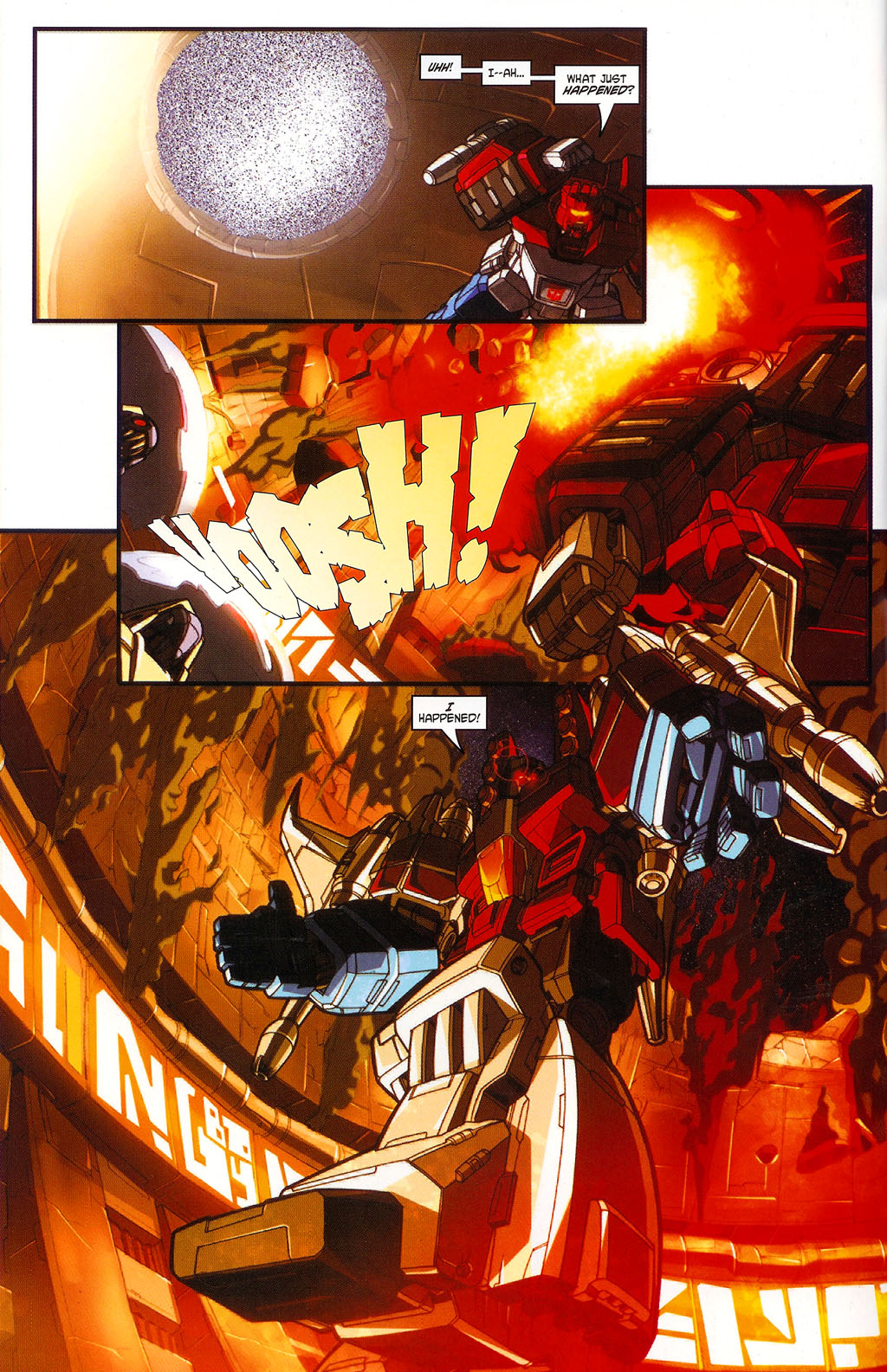 """Read online Transformers War Within: """"The Age of Wrath"""" comic -  Issue #1 - 18"""