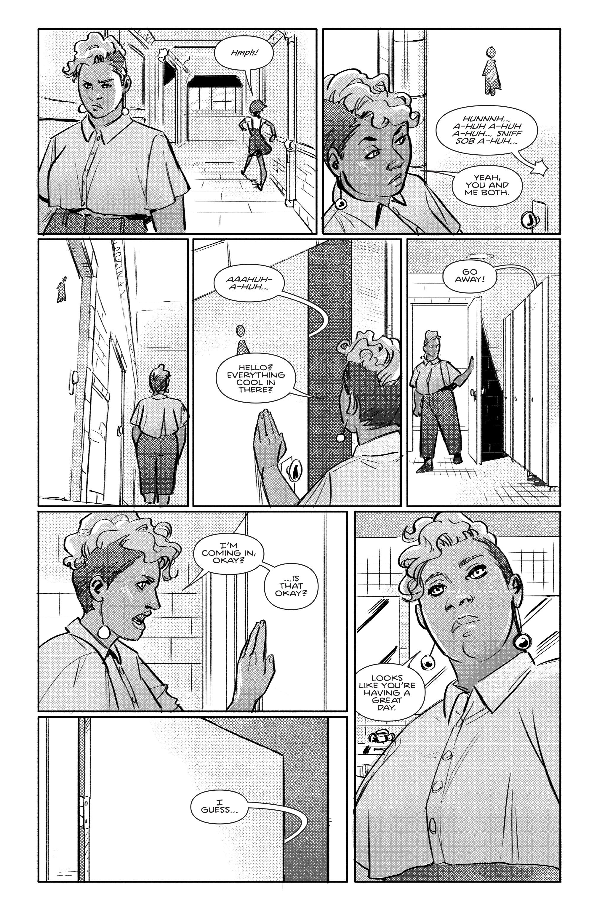 Destiny, NY #11 #11 - English 8