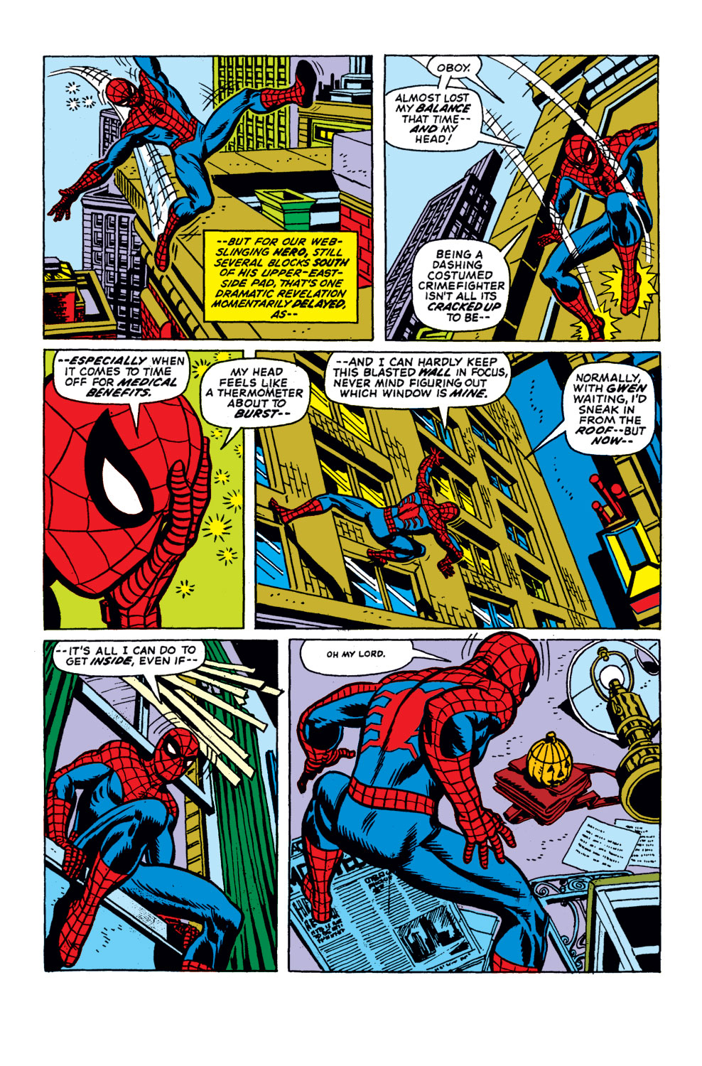 The Amazing Spider-Man (1963) 121 Page 12