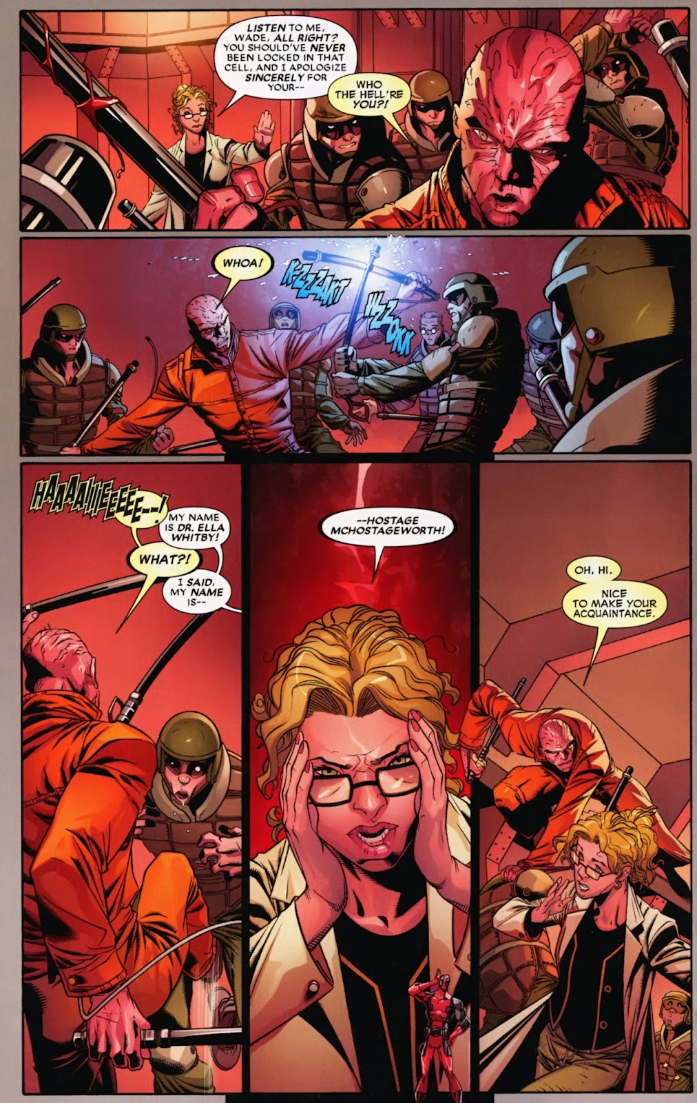 Read online Deadpool (2008) comic -  Issue #40 - 11