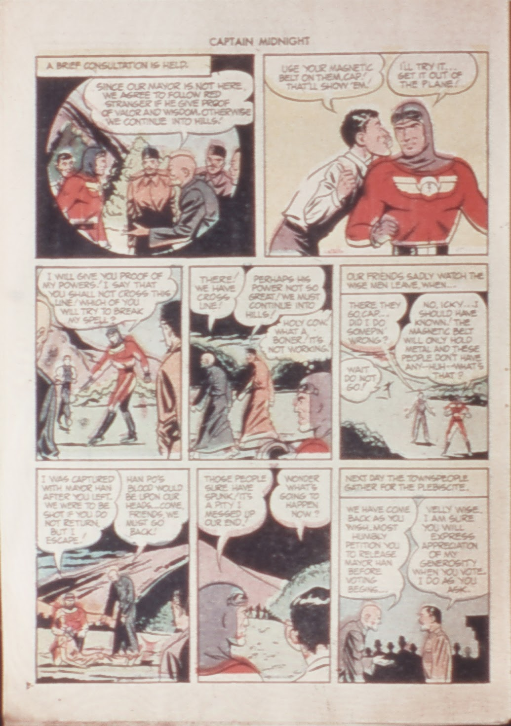 Captain Midnight (1942) issue 21 - Page 30
