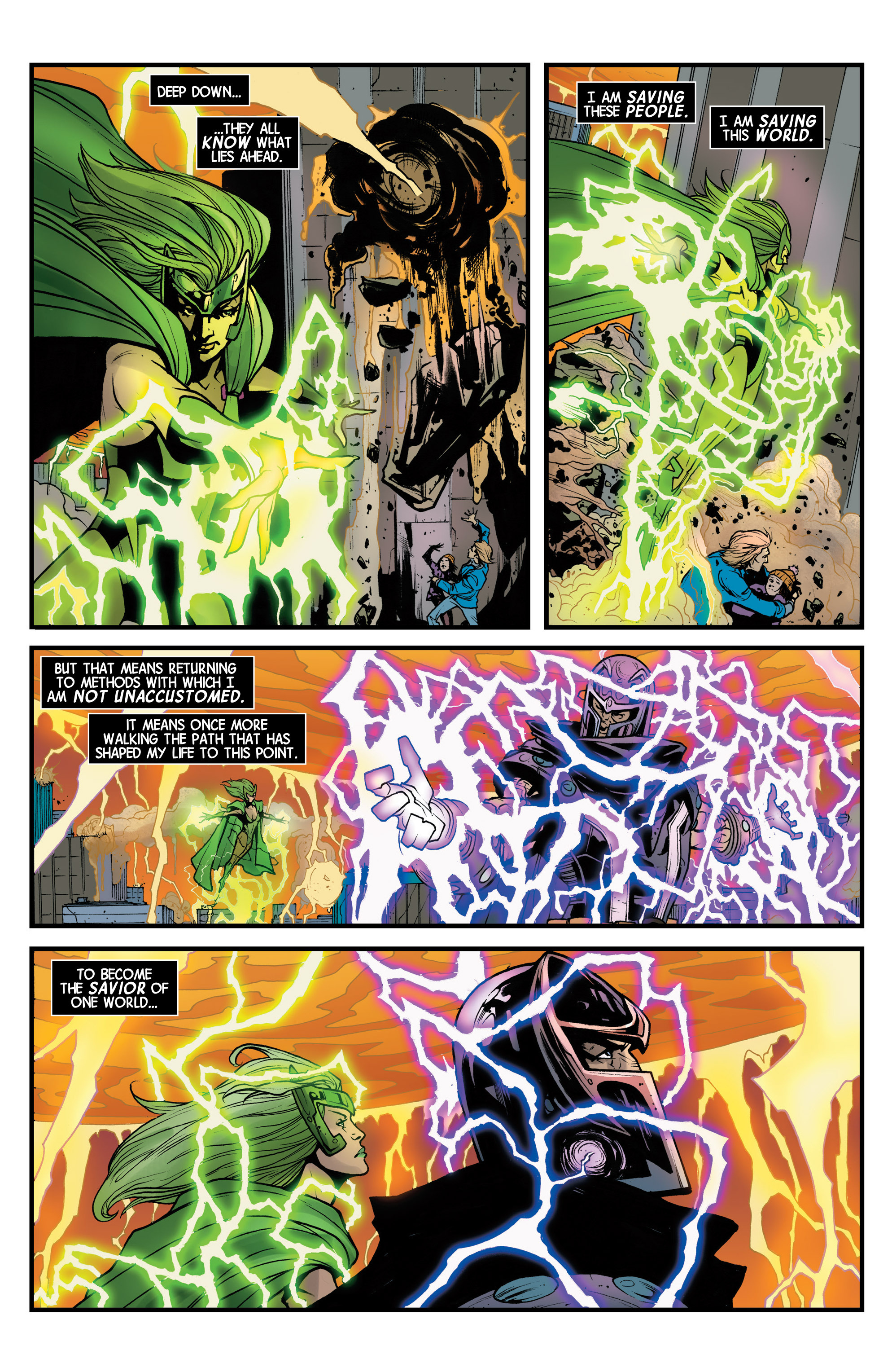 Read online Secret Wars: Last Days of the Marvel Universe comic -  Issue # TPB (Part 1) - 143