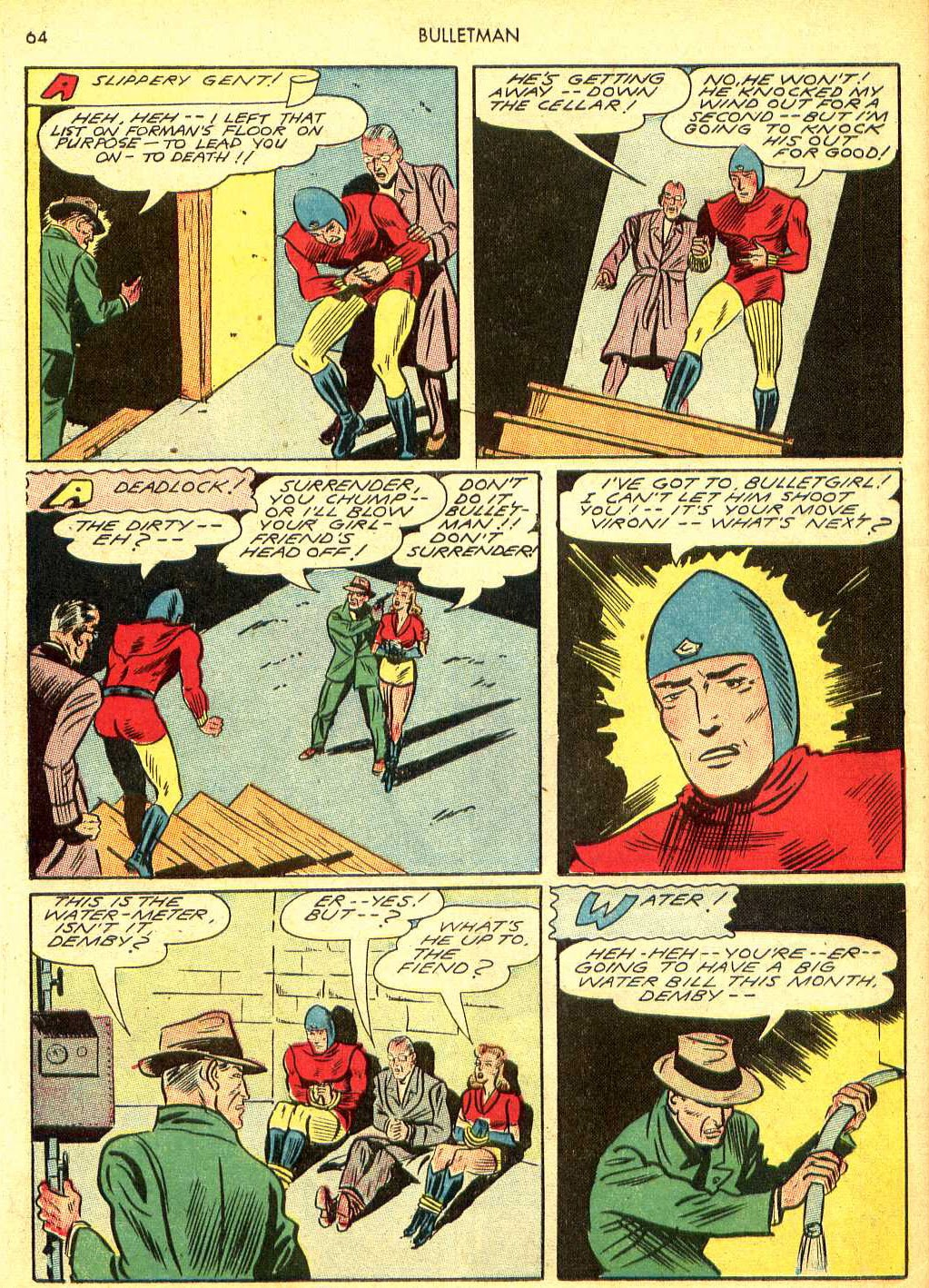Bulletman issue 12 - Page 63