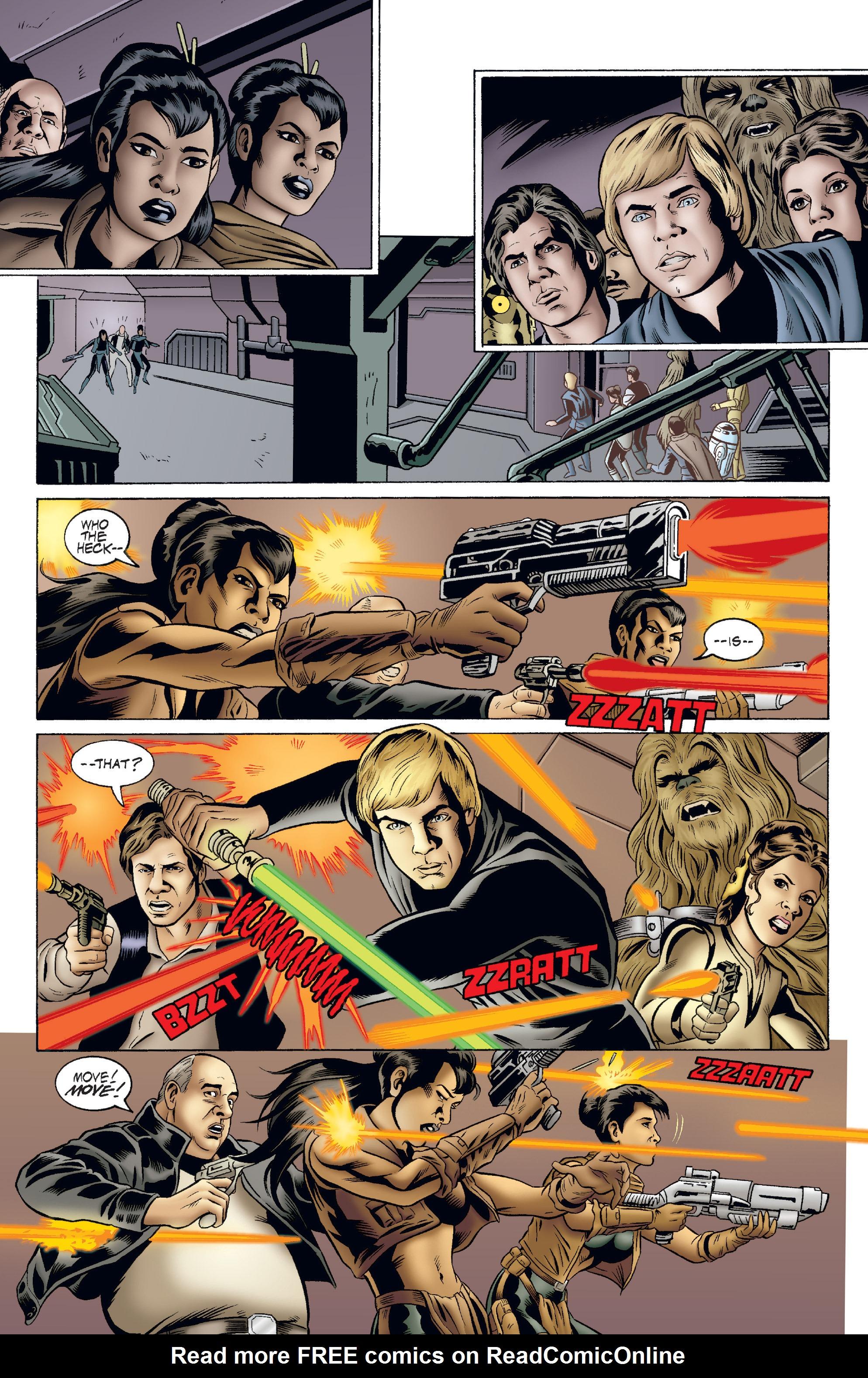 Read online Star Wars Omnibus comic -  Issue # Vol. 11 - 392