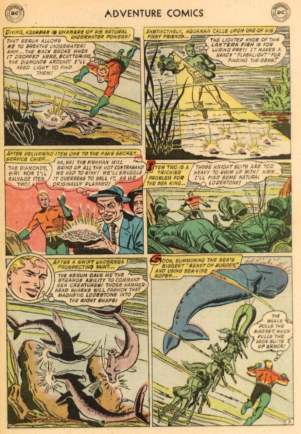 Read online Adventure Comics (1938) comic -  Issue #249 - 29