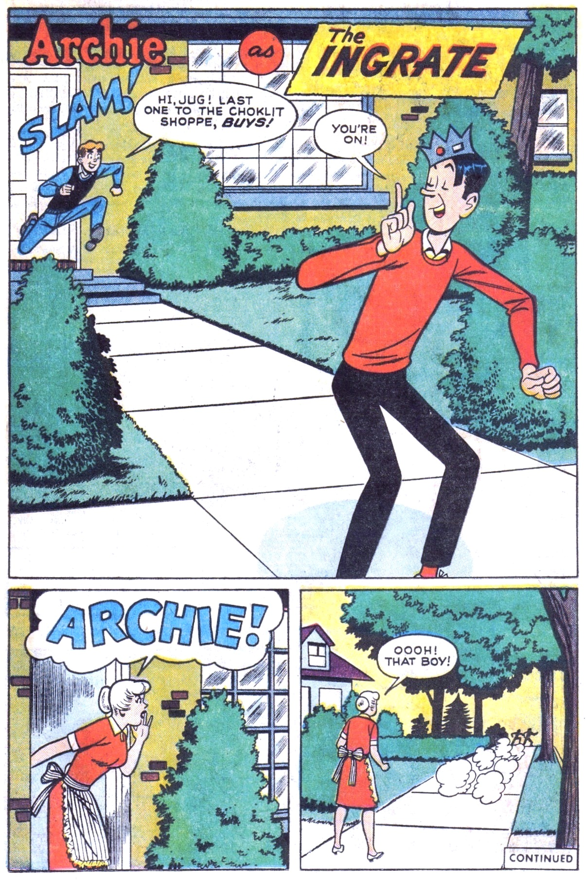 Read online Archie (1960) comic -  Issue #153 - 27