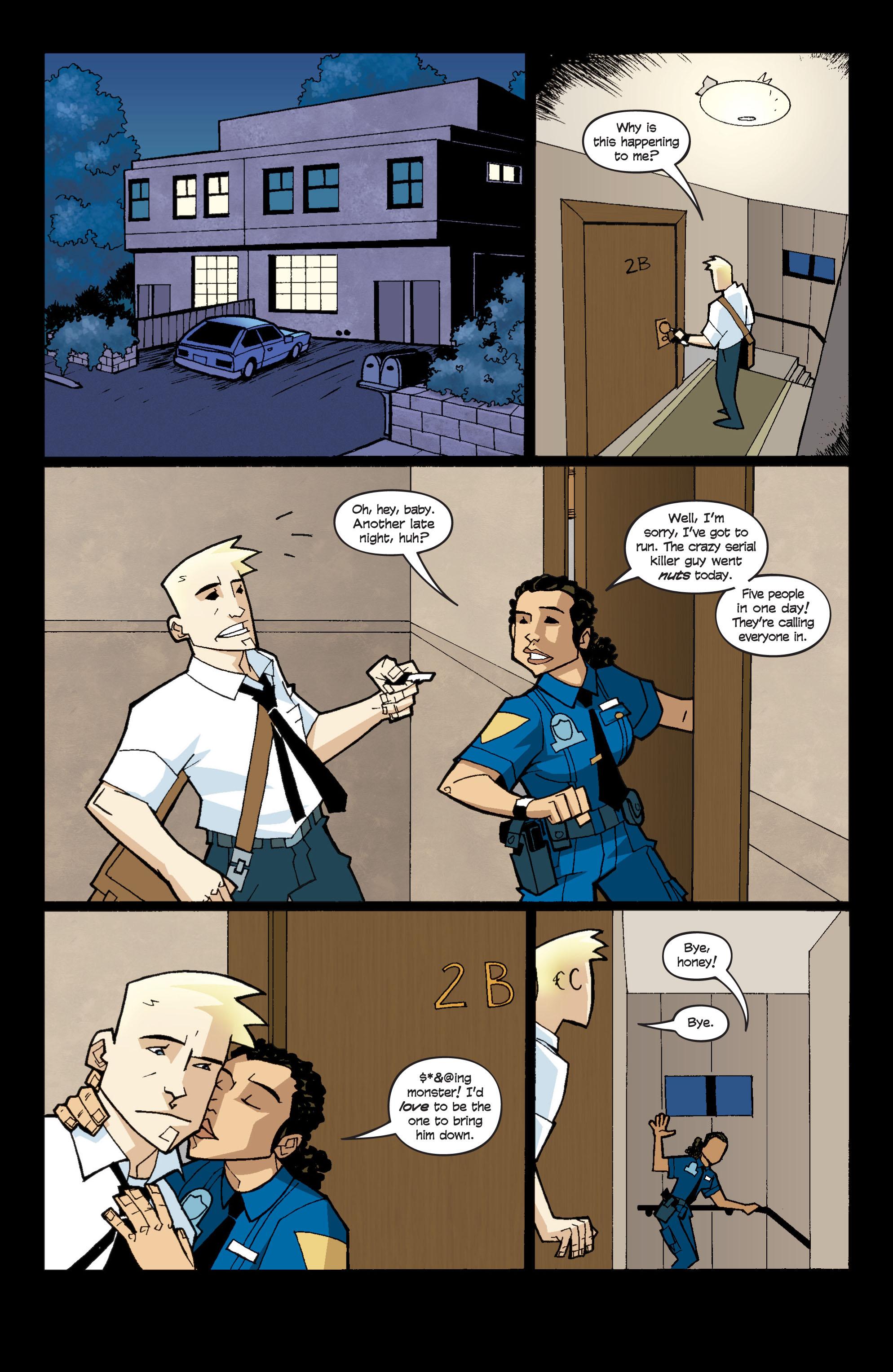 Read online Killer Of Demons comic -  Issue #1 - 32
