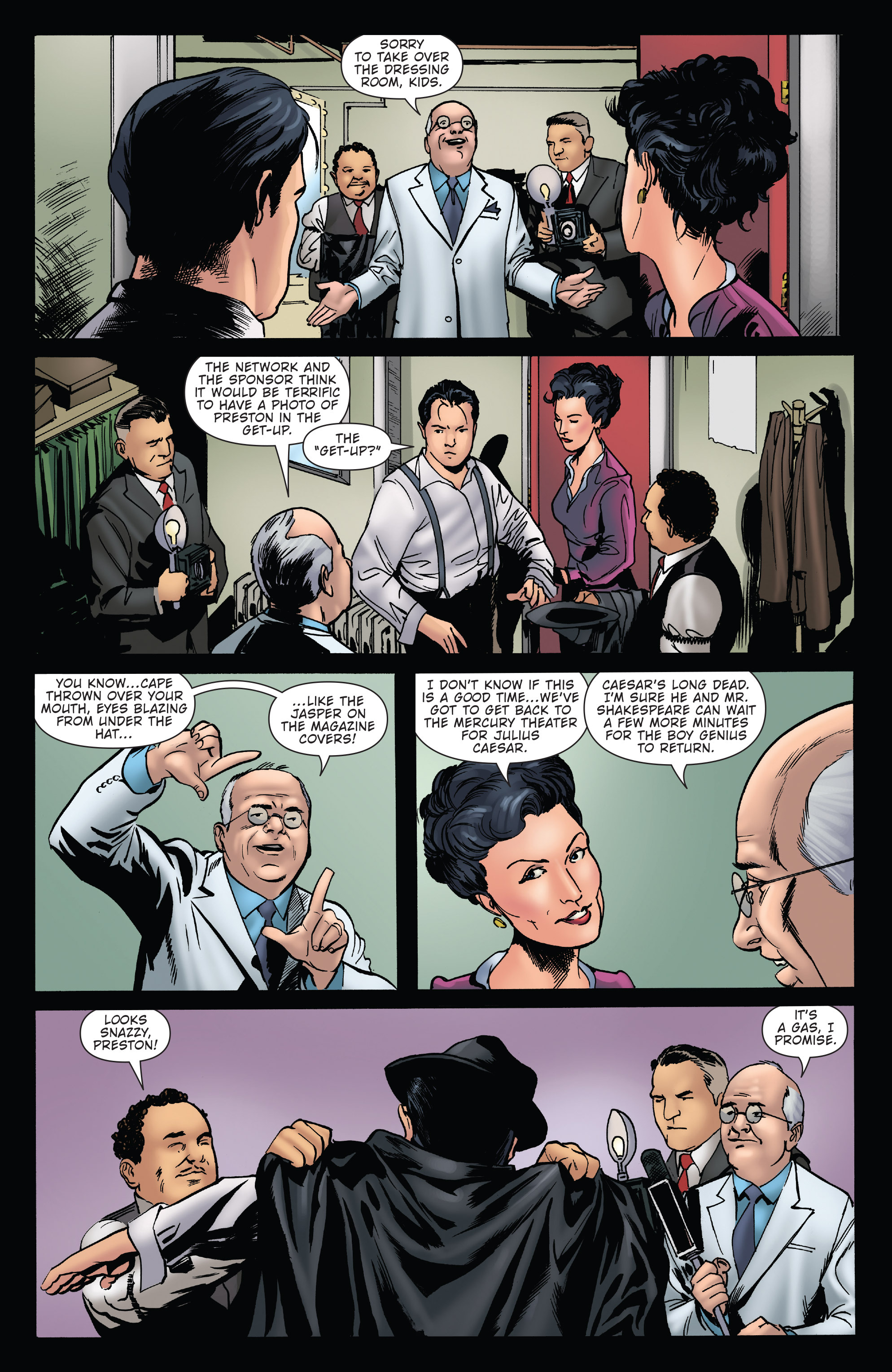 Read online Twilight Zone The Shadow comic -  Issue #2 - 9