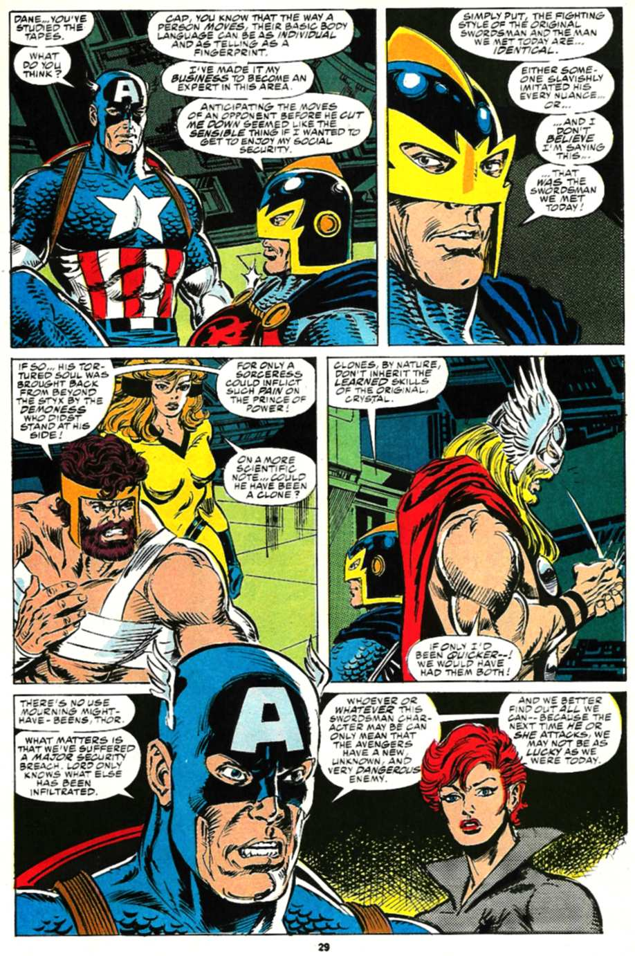 The Avengers (1963) 344 Page 21