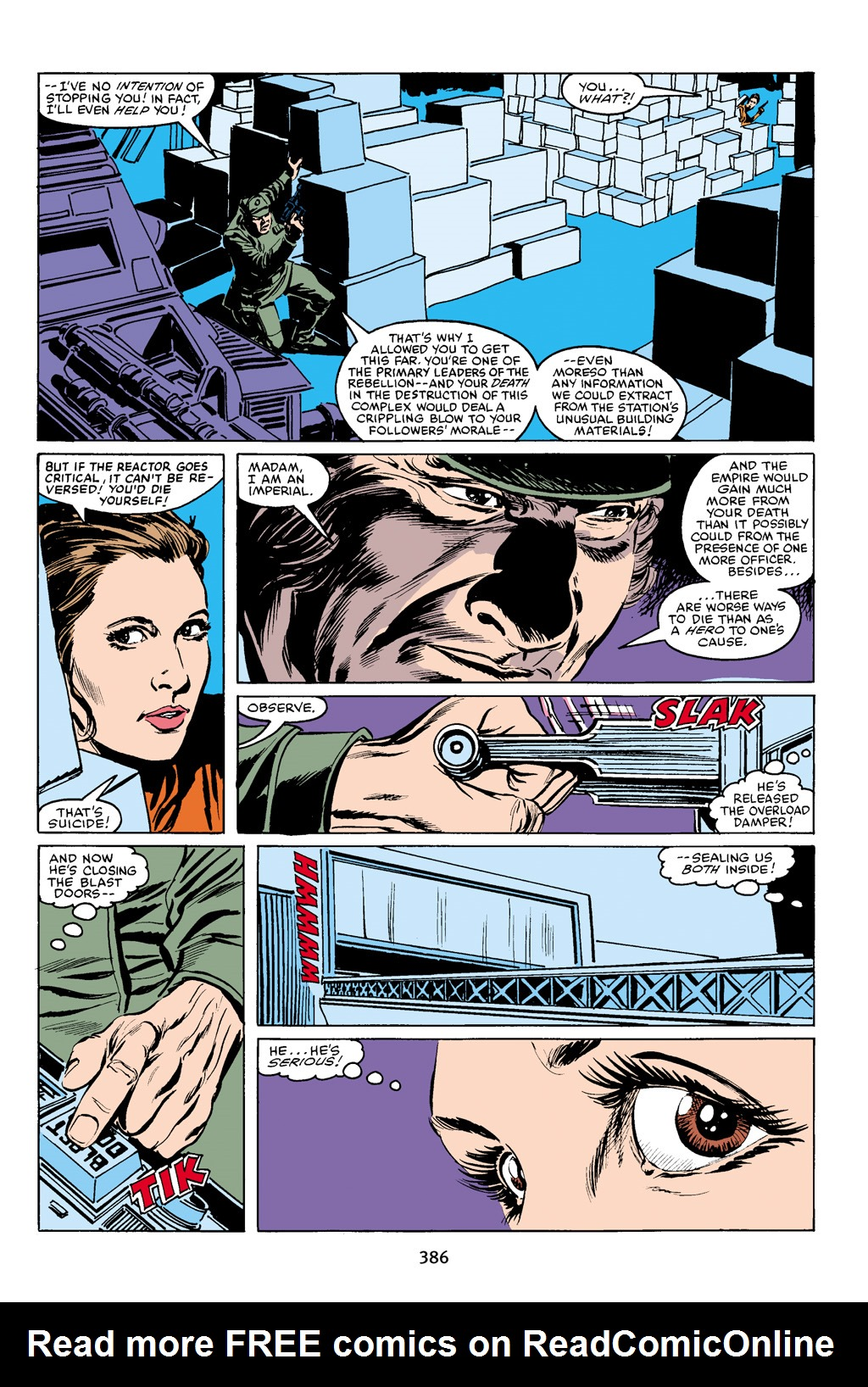 Read online Star Wars Omnibus comic -  Issue # Vol. 16 - 379
