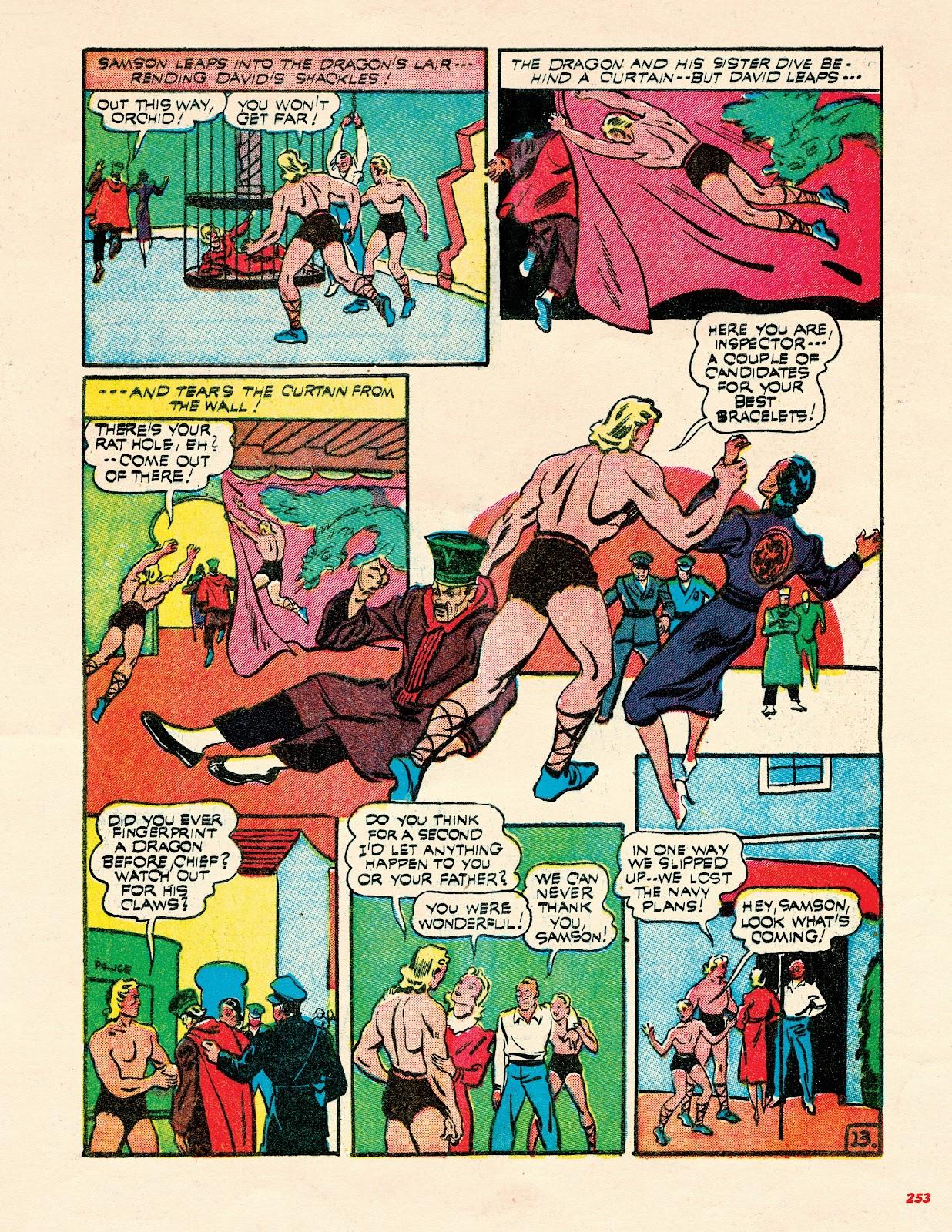 Read online Super Weird Heroes comic -  Issue # TPB 2 (Part 3) - 53