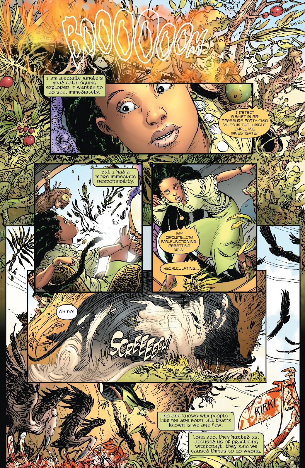 Read online Strange Adventures (2014) comic -  Issue # TPB (Part 2) - 15