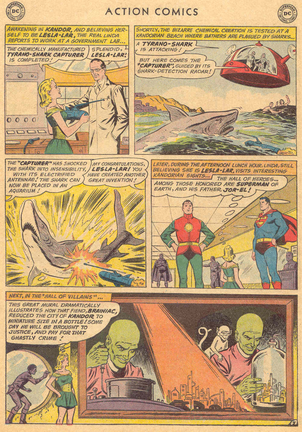 Read online Action Comics (1938) comic -  Issue #279 - 26