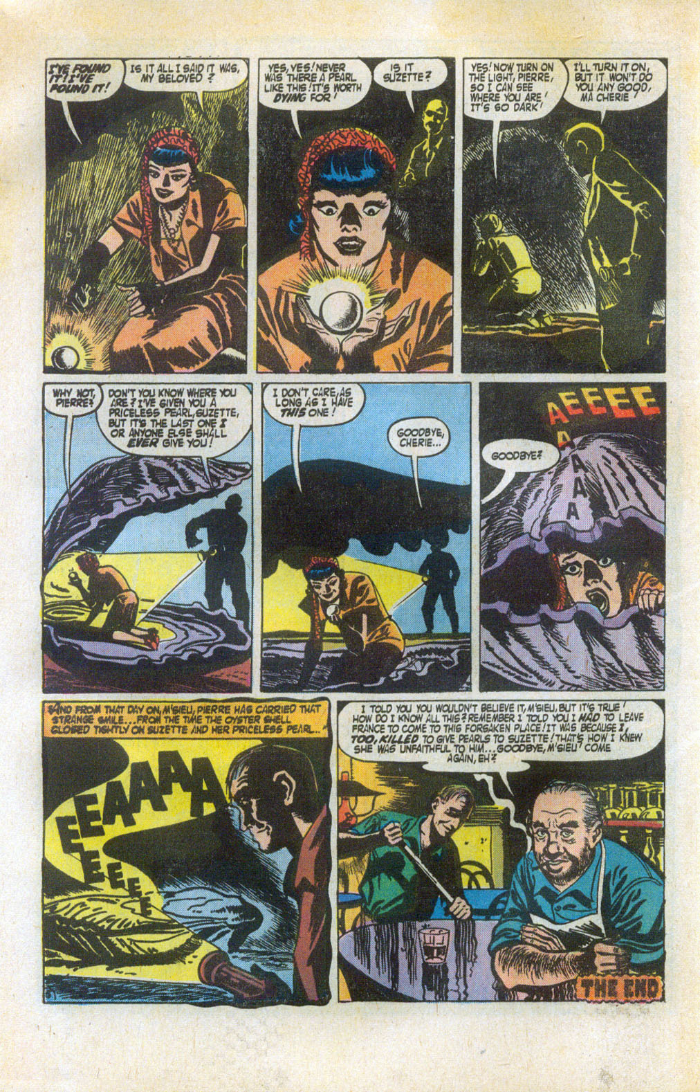 Read online Crypt of Shadows comic -  Issue #10 - 34