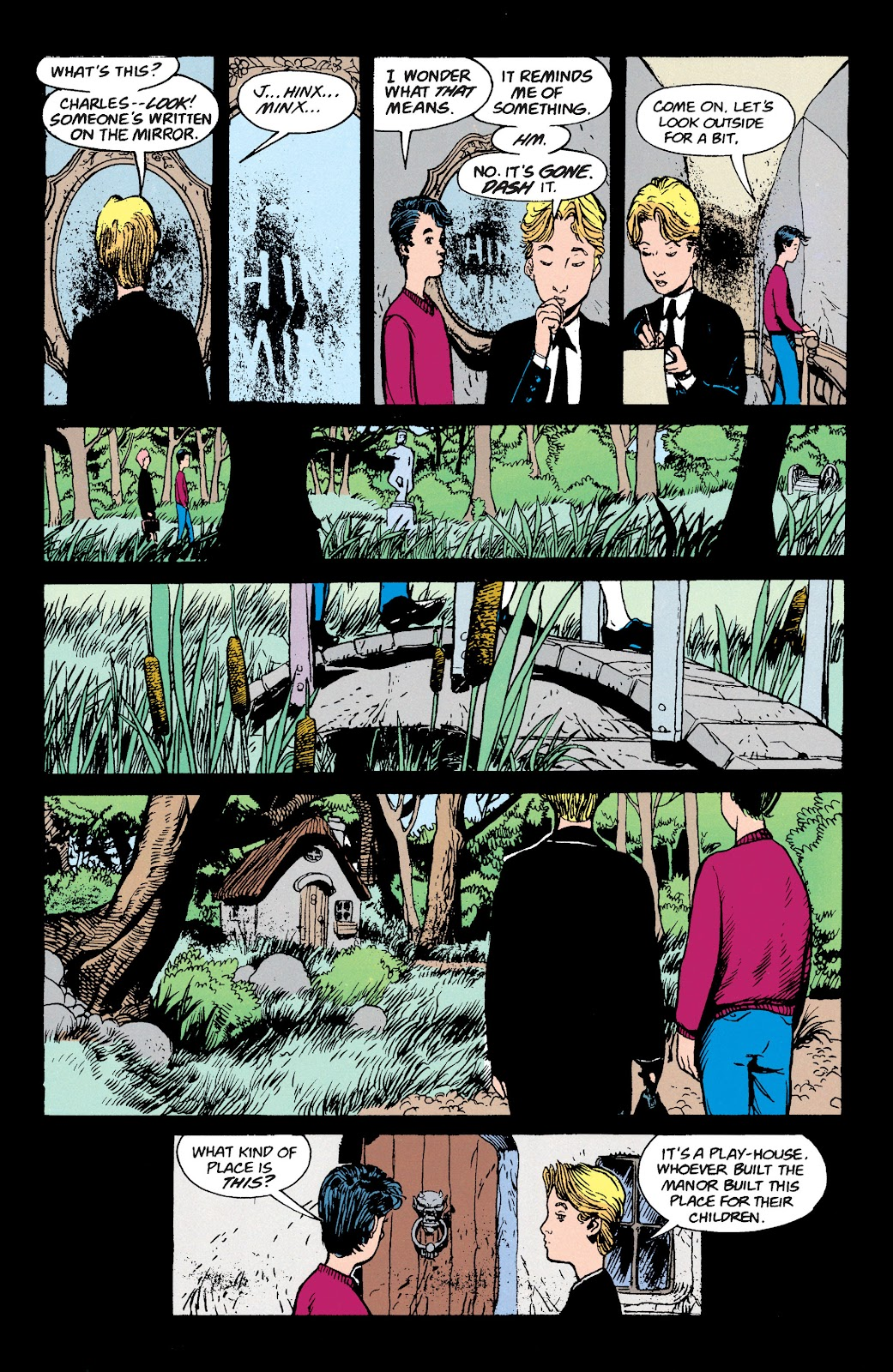 Read online The Children's Crusade comic -  Issue # _TPB (Part 1) - 27