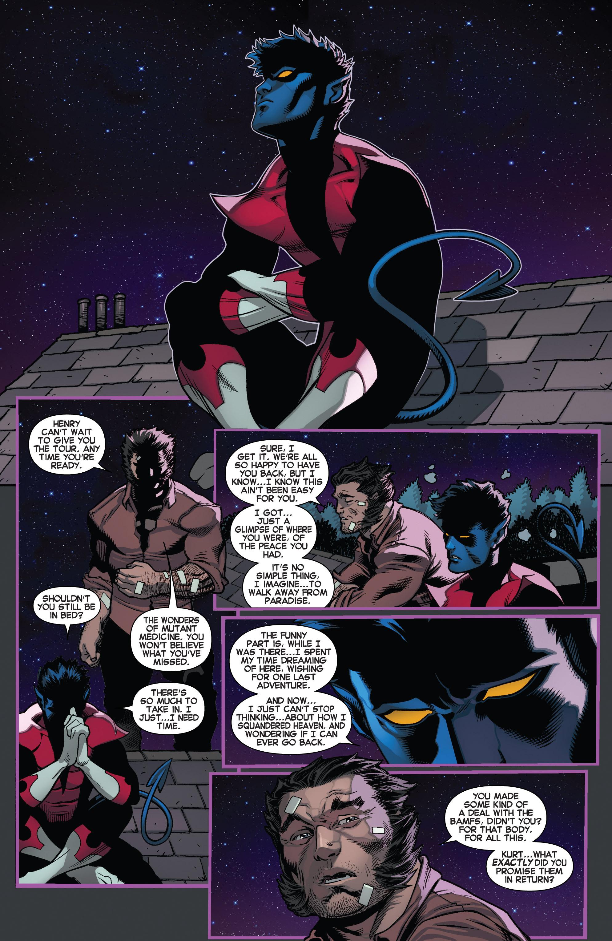 Read online Amazing X-Men (2014) comic -  Issue #5 - 19