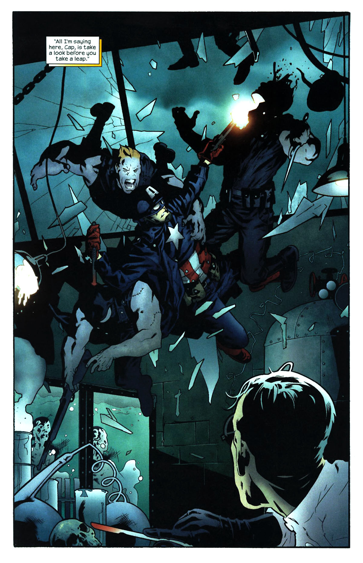 Read online Ultimates 2 comic -  Issue # _Annual 2 - 14