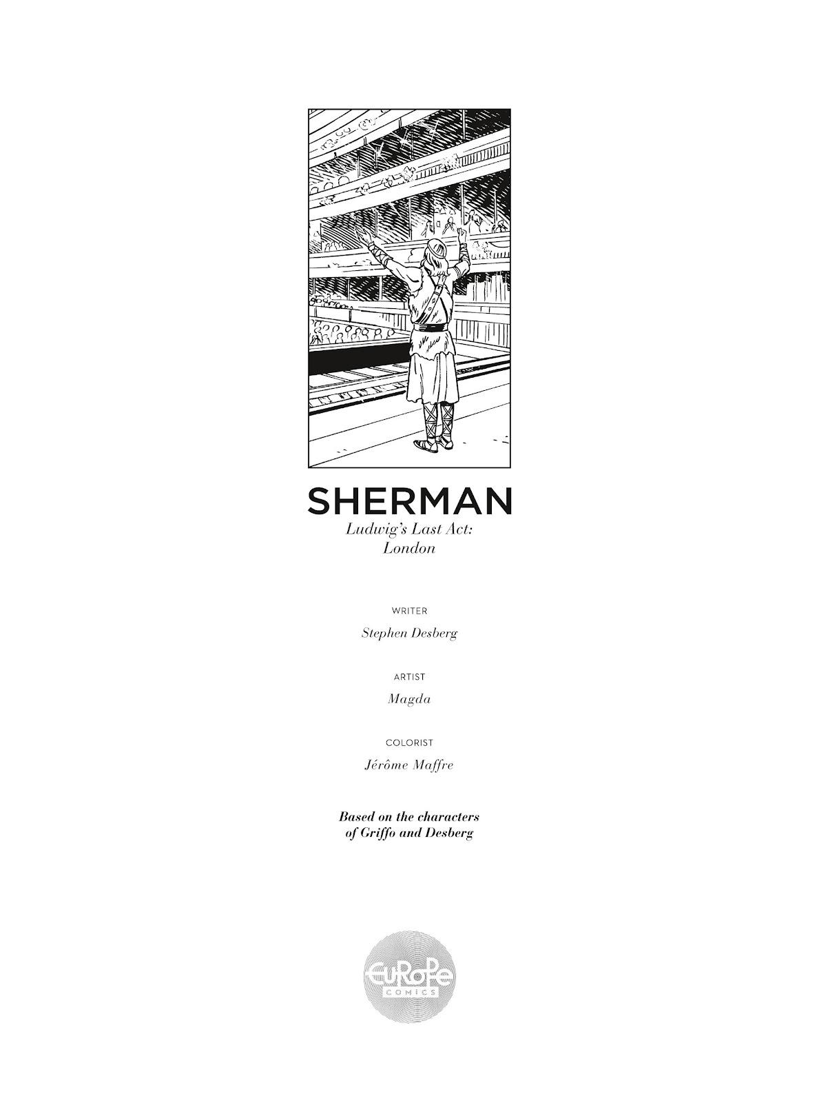 Read online Sherman comic -  Issue #7 - 2