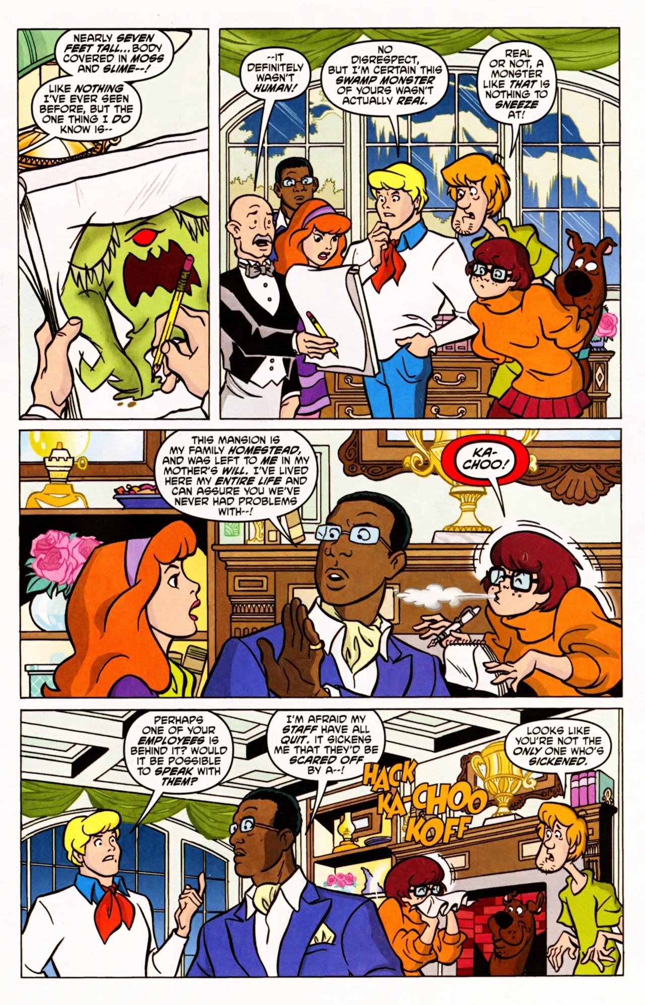 Read online Scooby-Doo (1997) comic -  Issue #149 - 15