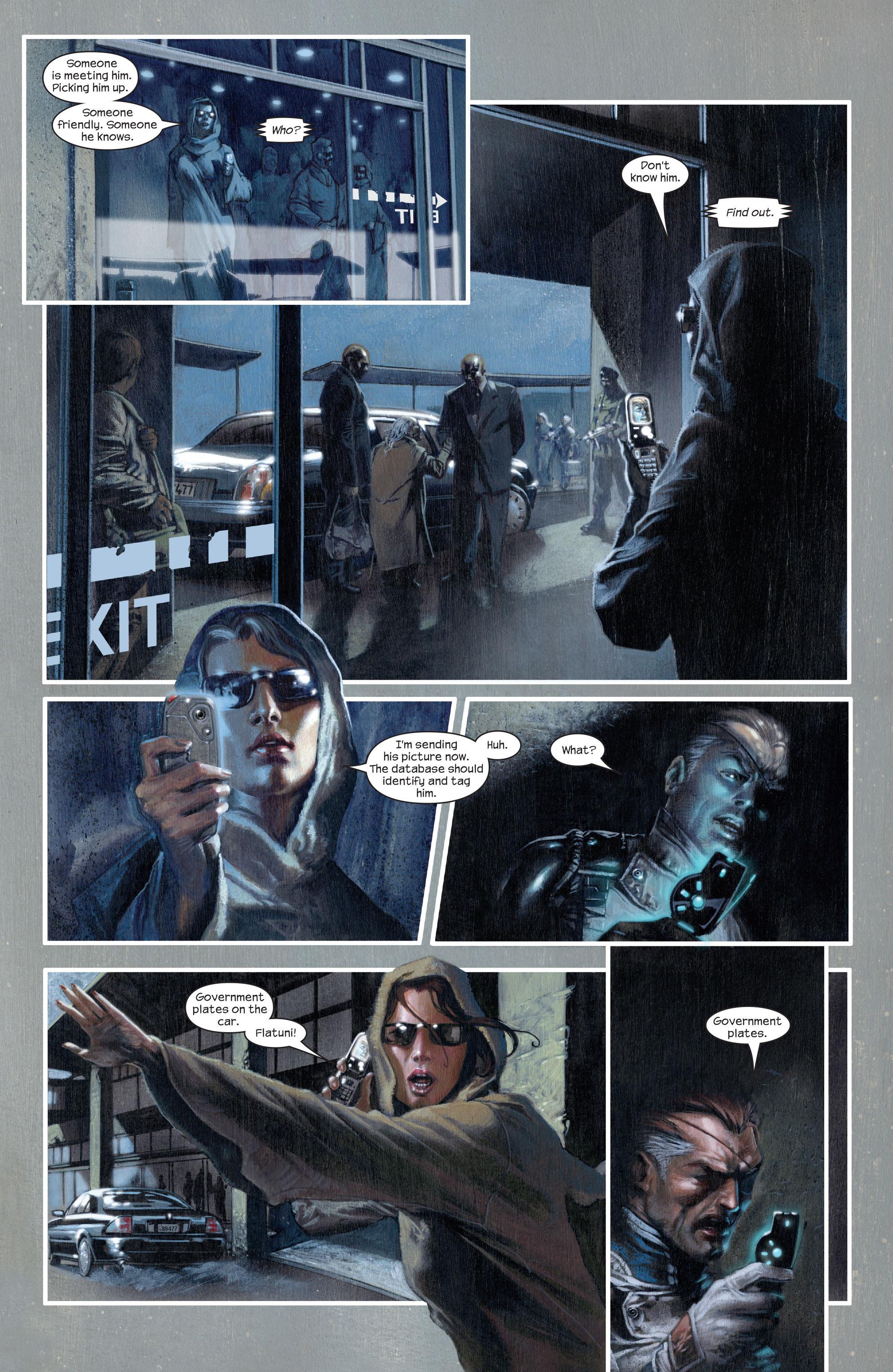 Read online Secret War comic -  Issue # Full - 21