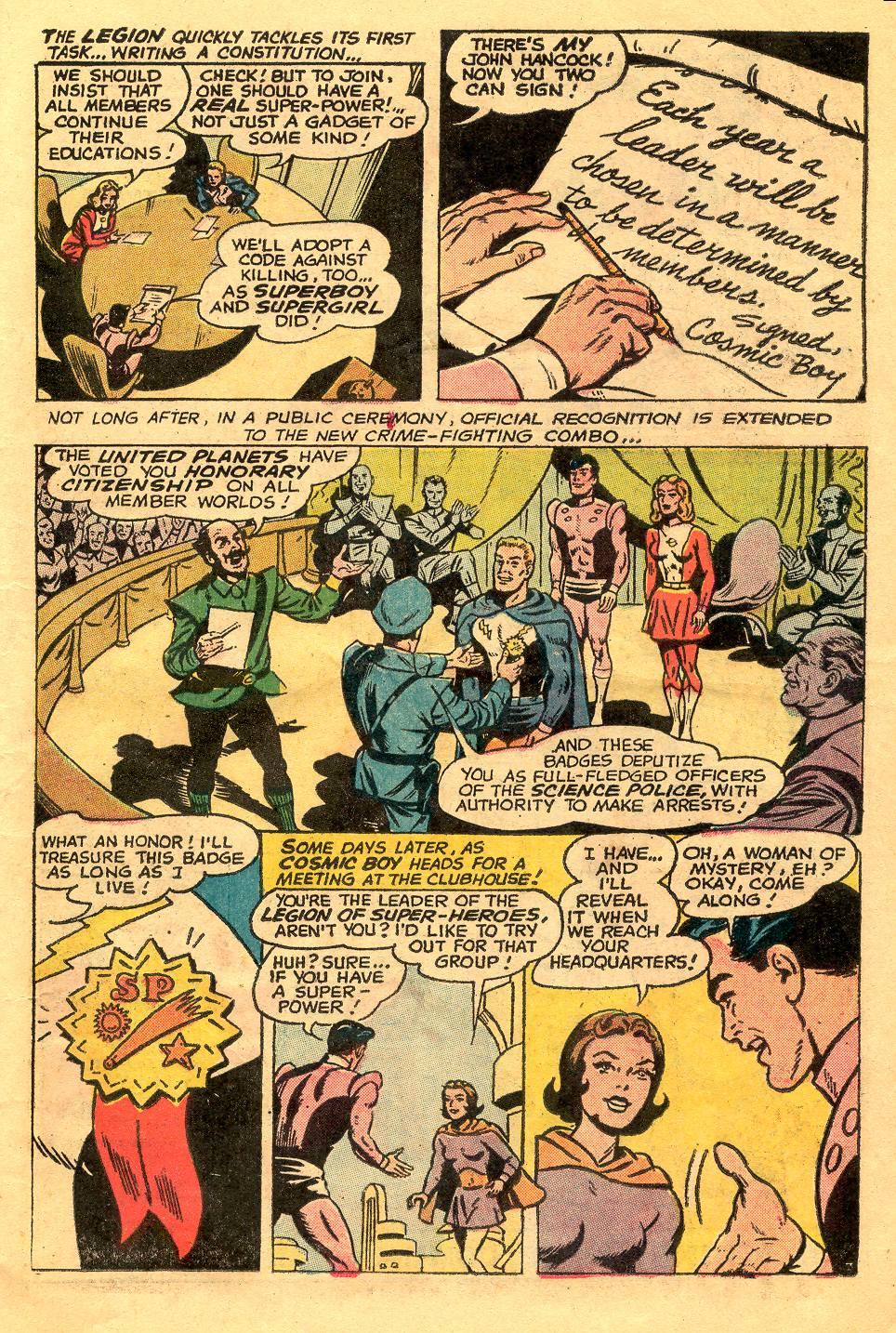 Read online Secret Origins (1973) comic -  Issue #6 - 11