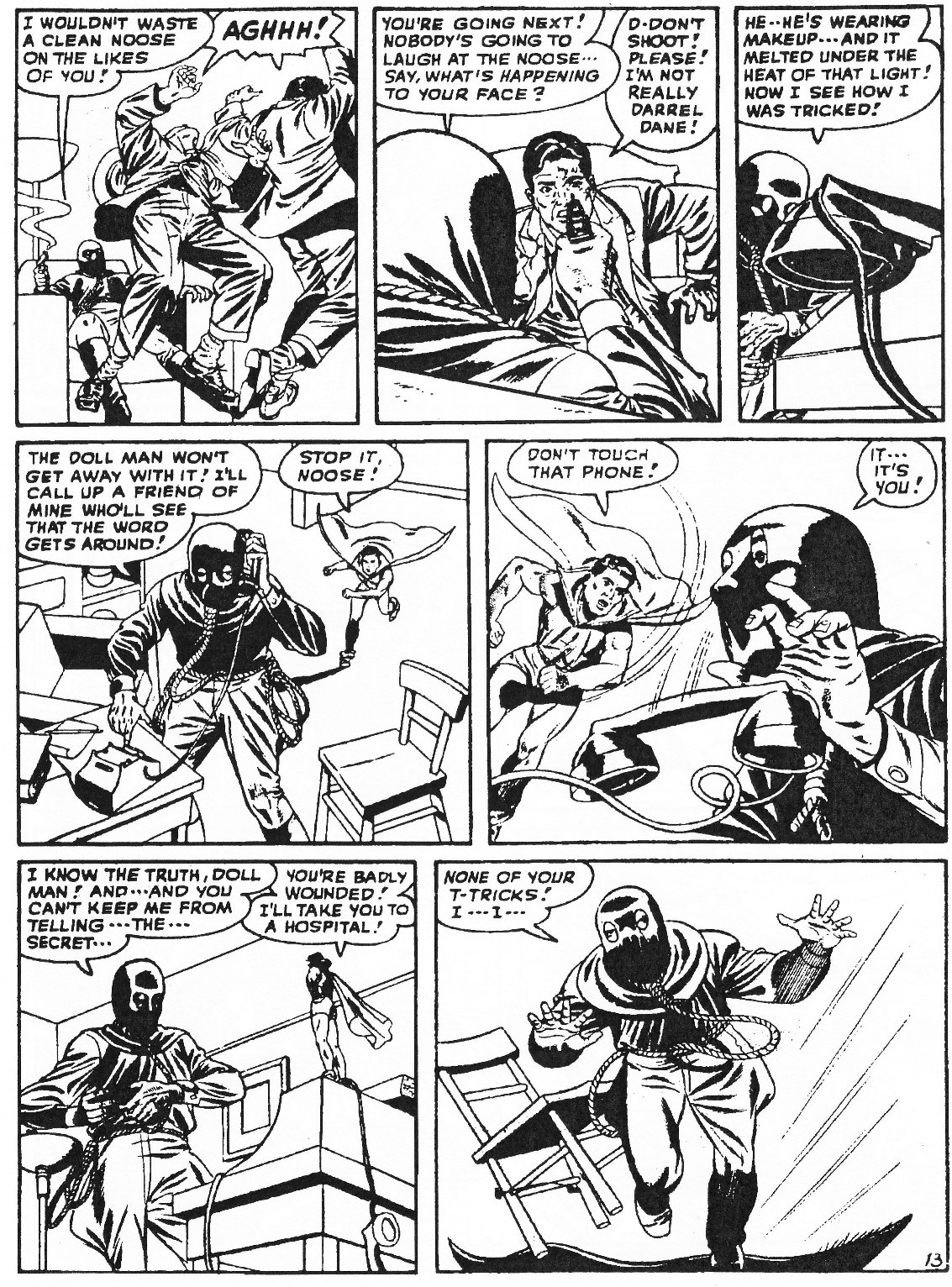 Read online Men of Mystery Comics comic -  Issue #81 - 16