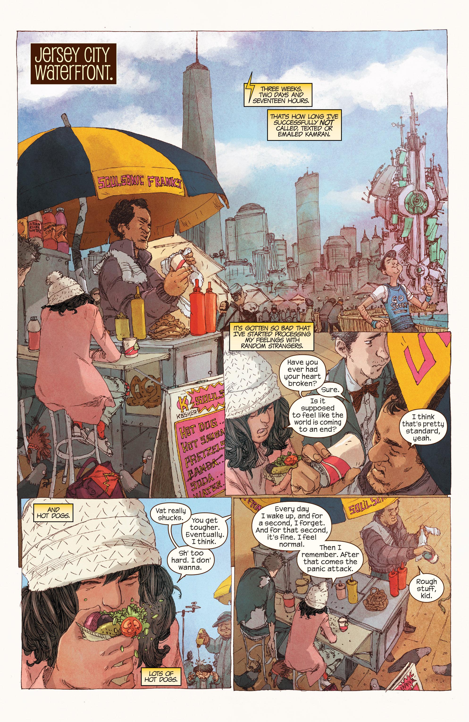 Read online Secret Wars: Last Days of the Marvel Universe comic -  Issue # TPB (Part 1) - 262