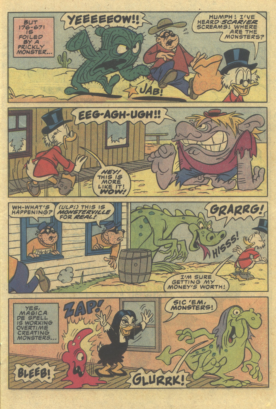 Read online Uncle Scrooge (1953) comic -  Issue #197 - 11